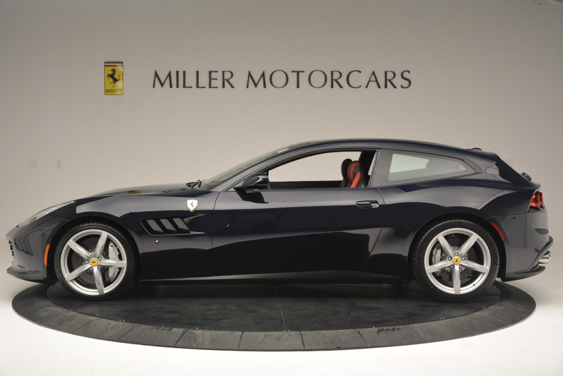 Used 2019 Ferrari GTC4Lusso  For Sale In Greenwich, CT 3118_p3