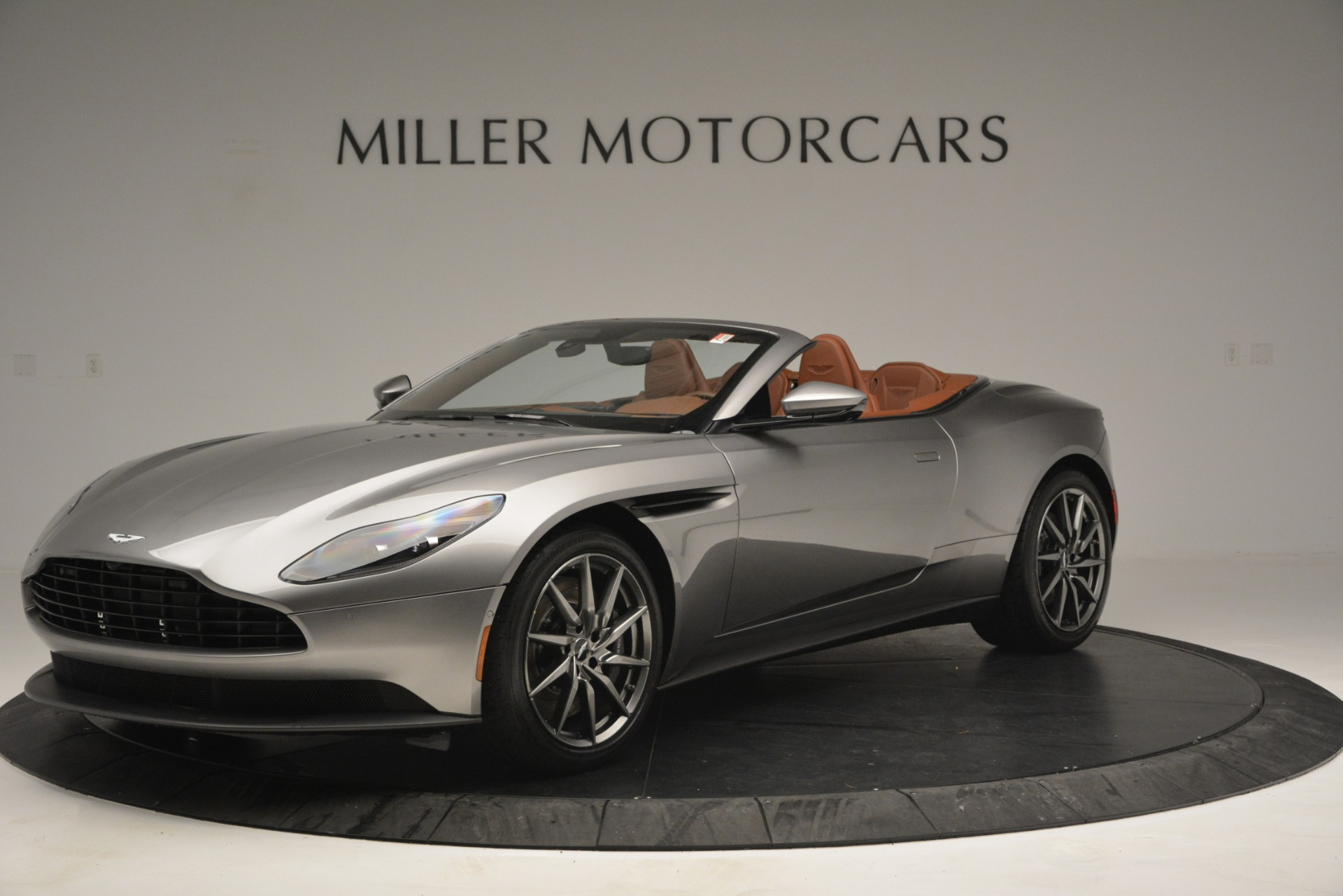 New 2019 Aston Martin DB11 V8 Convertible For Sale In Greenwich, CT 3121_main