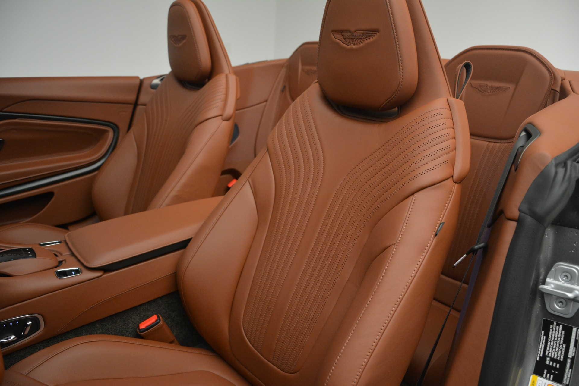 New 2019 Aston Martin DB11 V8 Convertible For Sale In Greenwich, CT 3121_p20