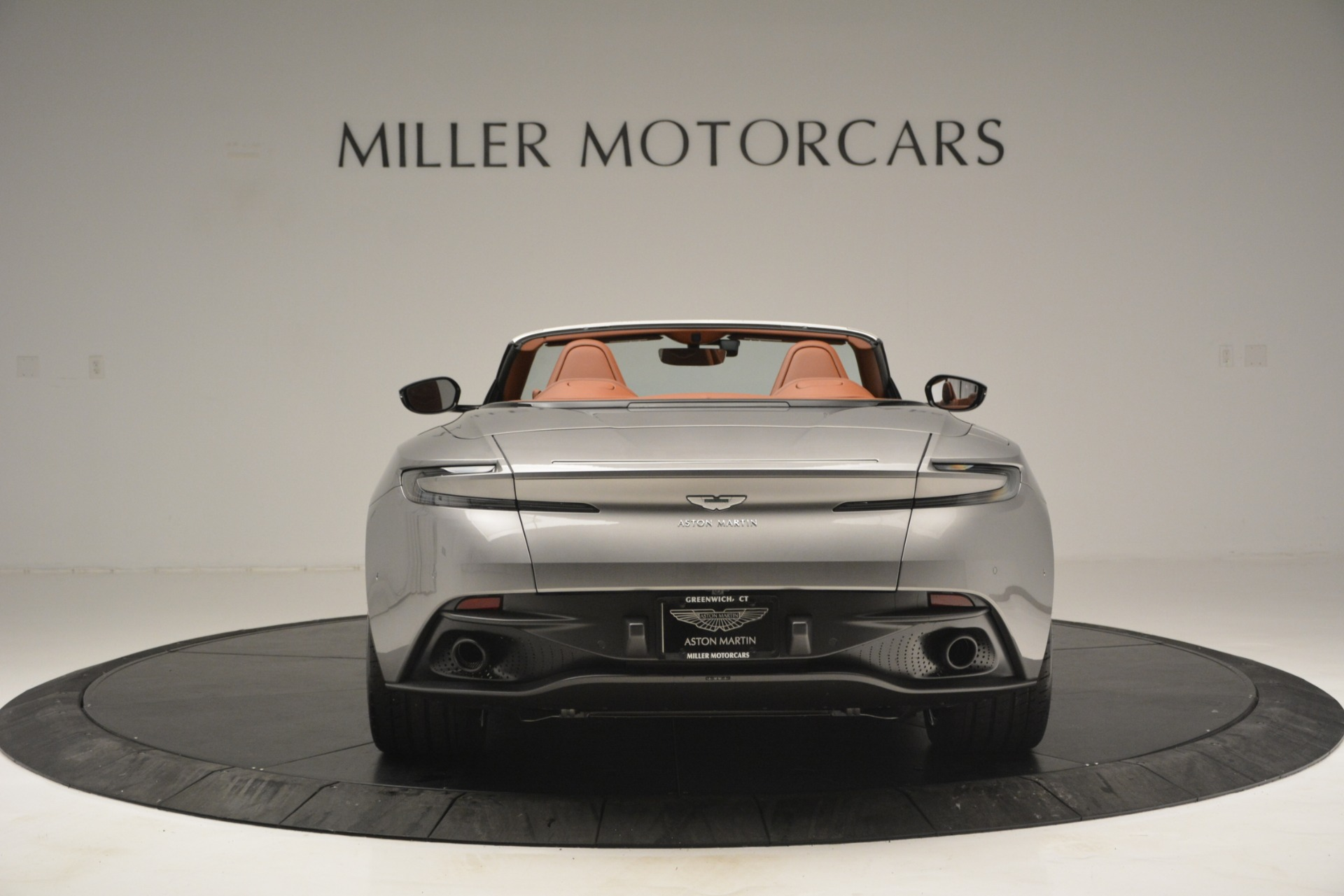 New 2019 Aston Martin DB11 V8 Convertible For Sale In Greenwich, CT 3121_p6