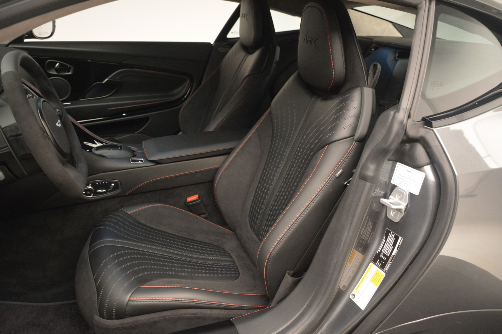 New 2019 Aston Martin DB11 V12 AMR Coupe For Sale In Greenwich, CT 3123_p15