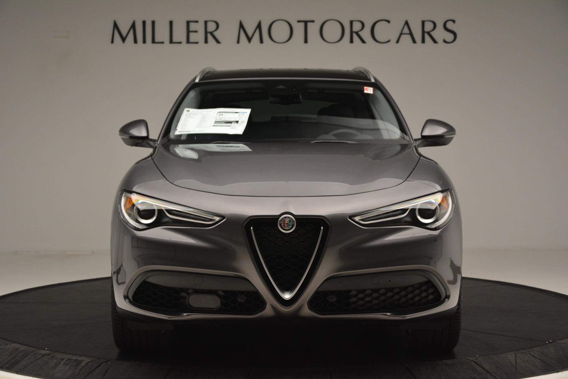 New 2019 Alfa Romeo Stelvio Ti Lusso Q4 For Sale In Greenwich, CT 3128_p12