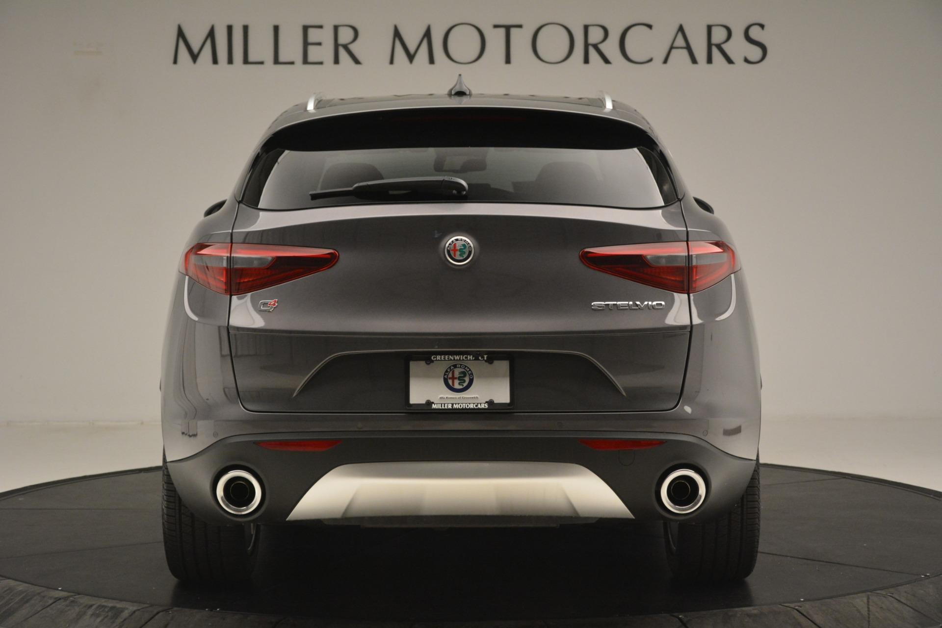 New 2019 Alfa Romeo Stelvio Ti Lusso Q4 For Sale In Greenwich, CT 3128_p6