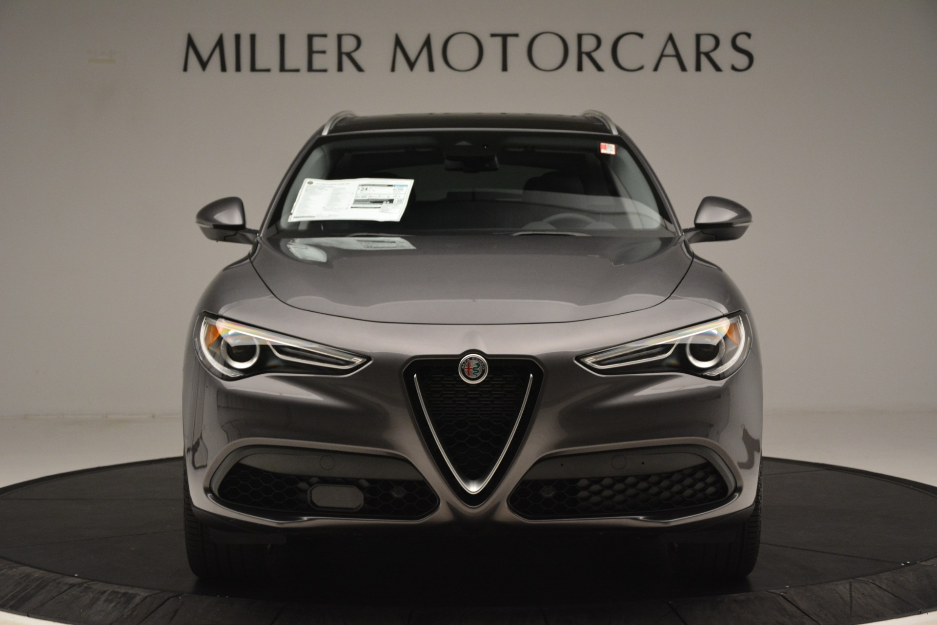 New 2019 Alfa Romeo Stelvio Ti Lusso Q4 For Sale In Greenwich, CT 3129_p12