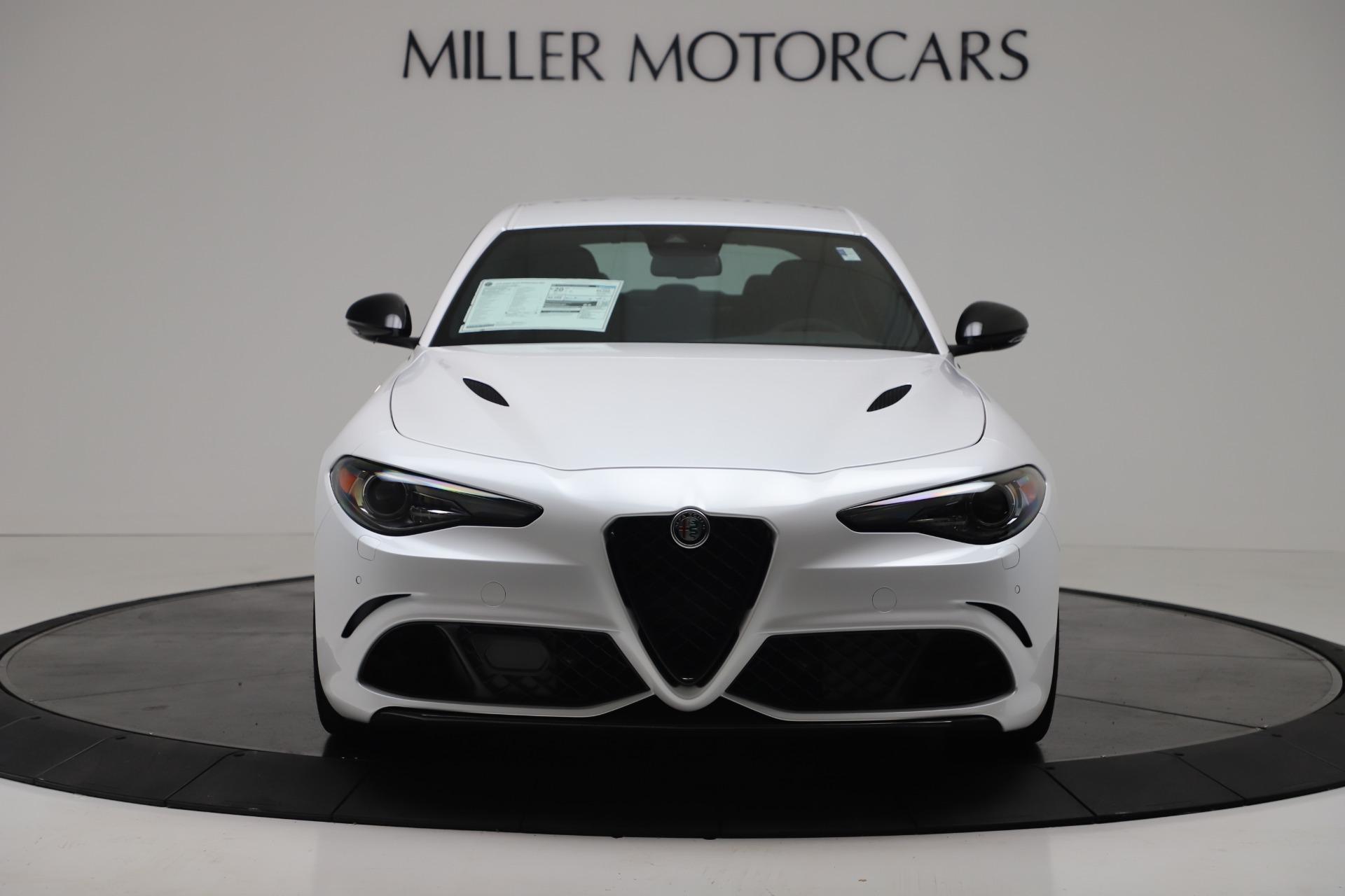 New 2019 Alfa Romeo Giulia Quadrifoglio For Sale In Greenwich, CT 3130_p12