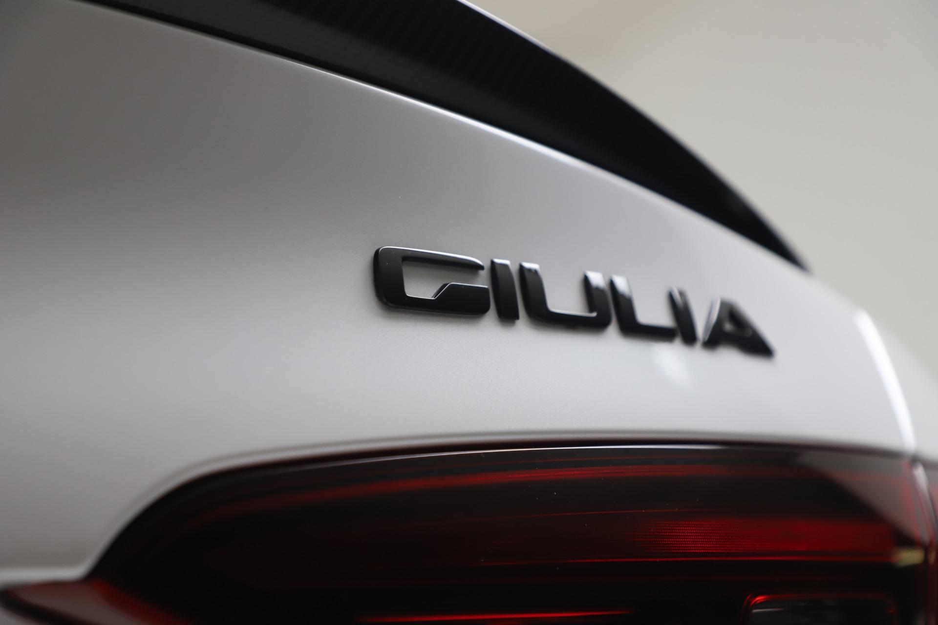 New 2019 Alfa Romeo Giulia Quadrifoglio For Sale In Greenwich, CT 3130_p35