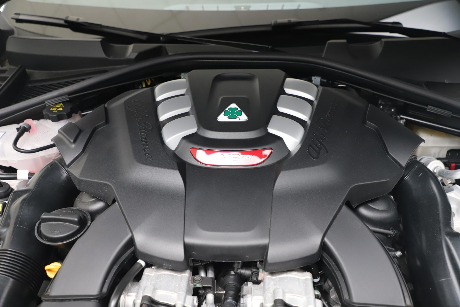 New 2019 Alfa Romeo Giulia Quadrifoglio For Sale In Greenwich, CT 3130_p39