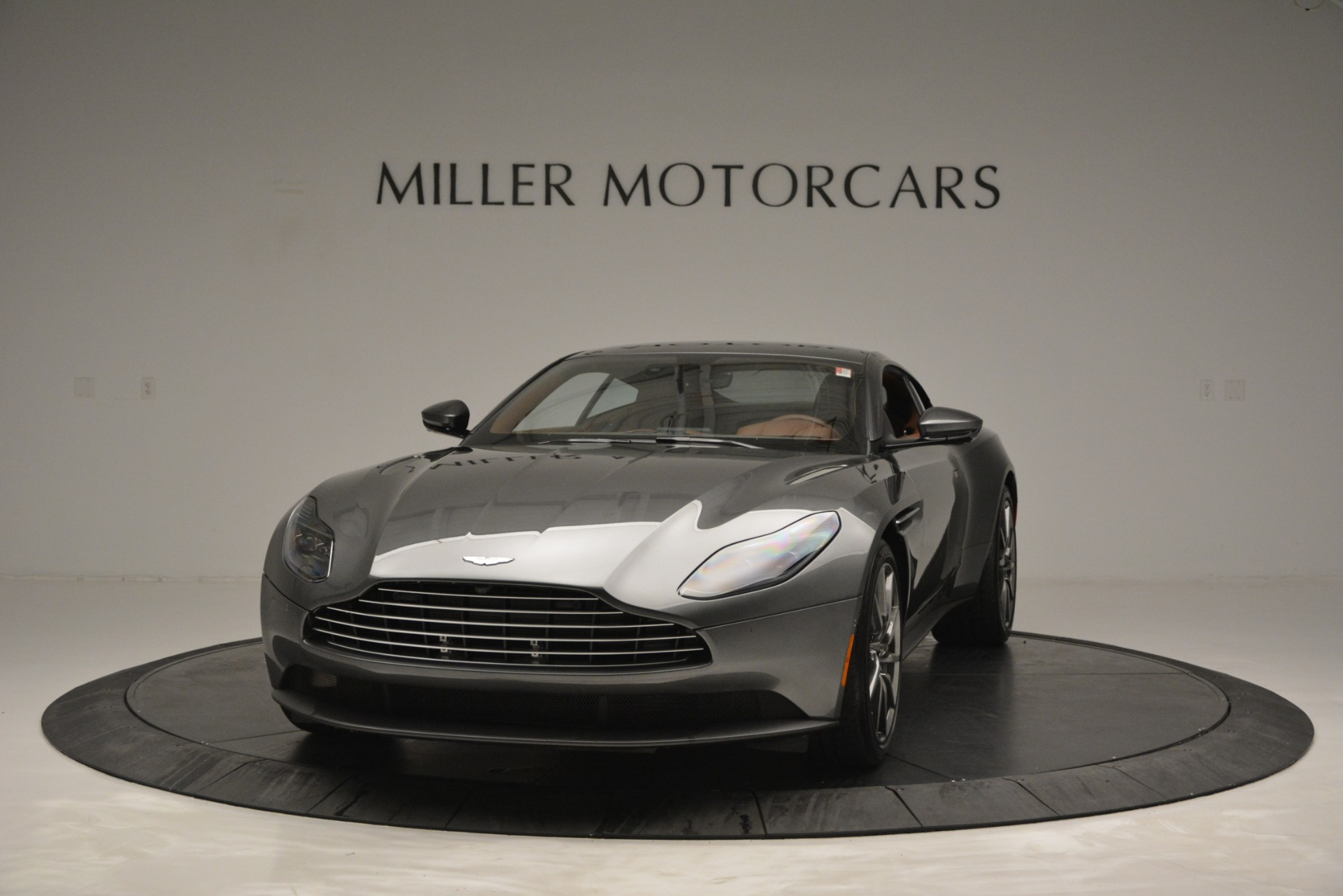 New 2019 Aston Martin DB11 V8 Coupe For Sale In Greenwich, CT 3134_p2