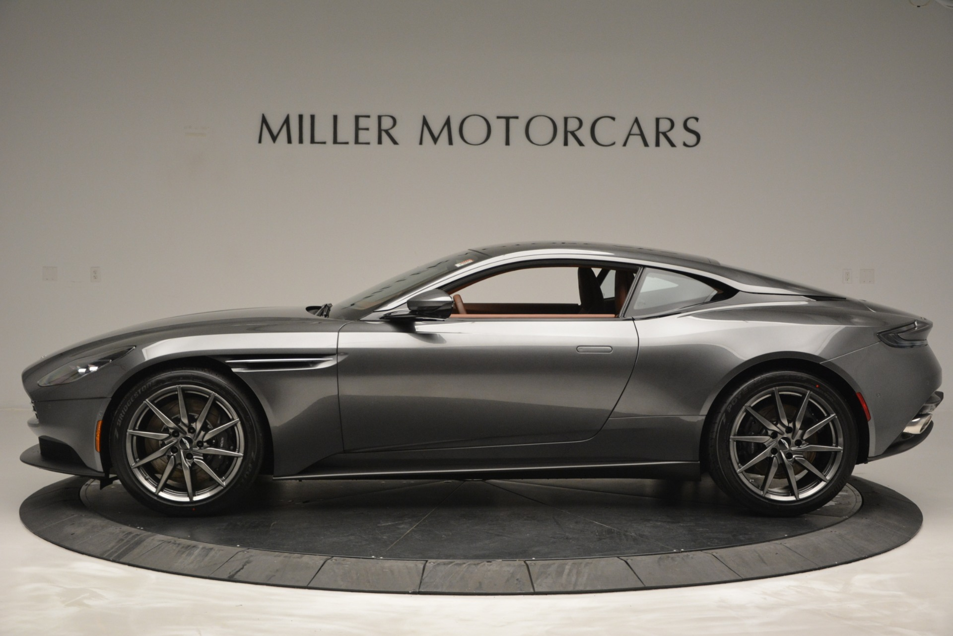 New 2019 Aston Martin DB11 V8 Coupe For Sale In Greenwich, CT 3134_p3