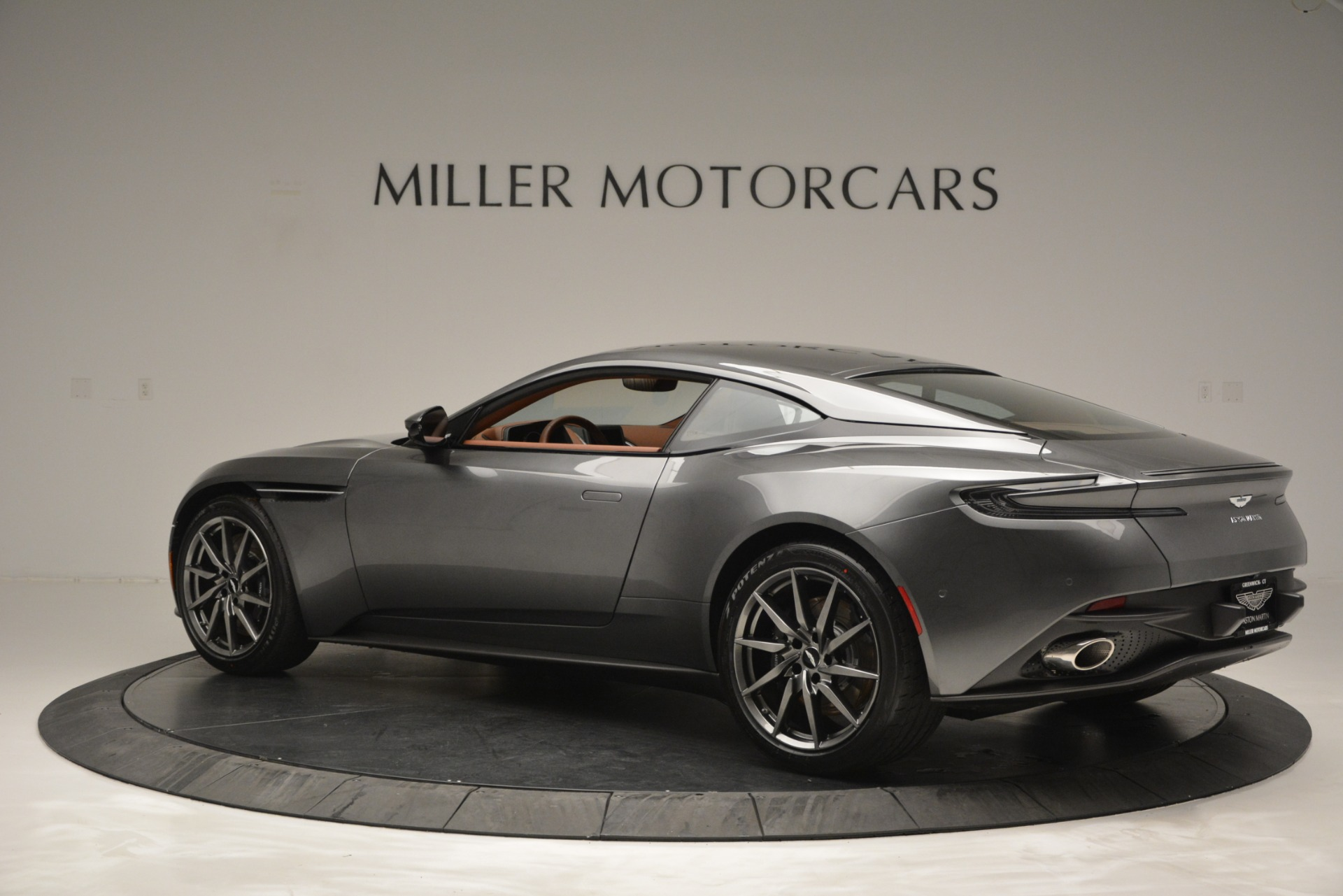 New 2019 Aston Martin DB11 V8 For Sale In Greenwich, CT 3134_p4