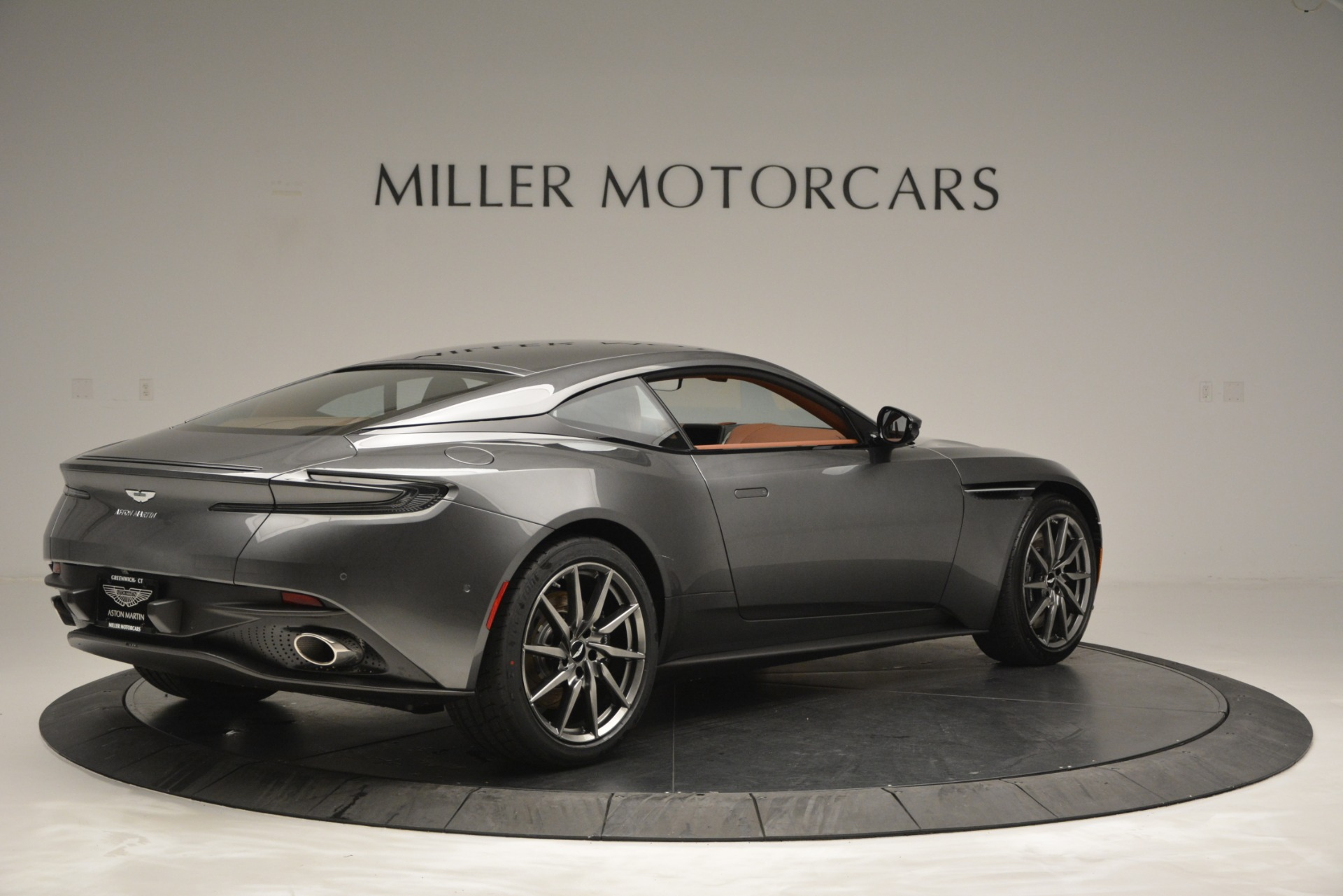 New 2019 Aston Martin DB11 V8 Coupe For Sale In Greenwich, CT 3134_p8
