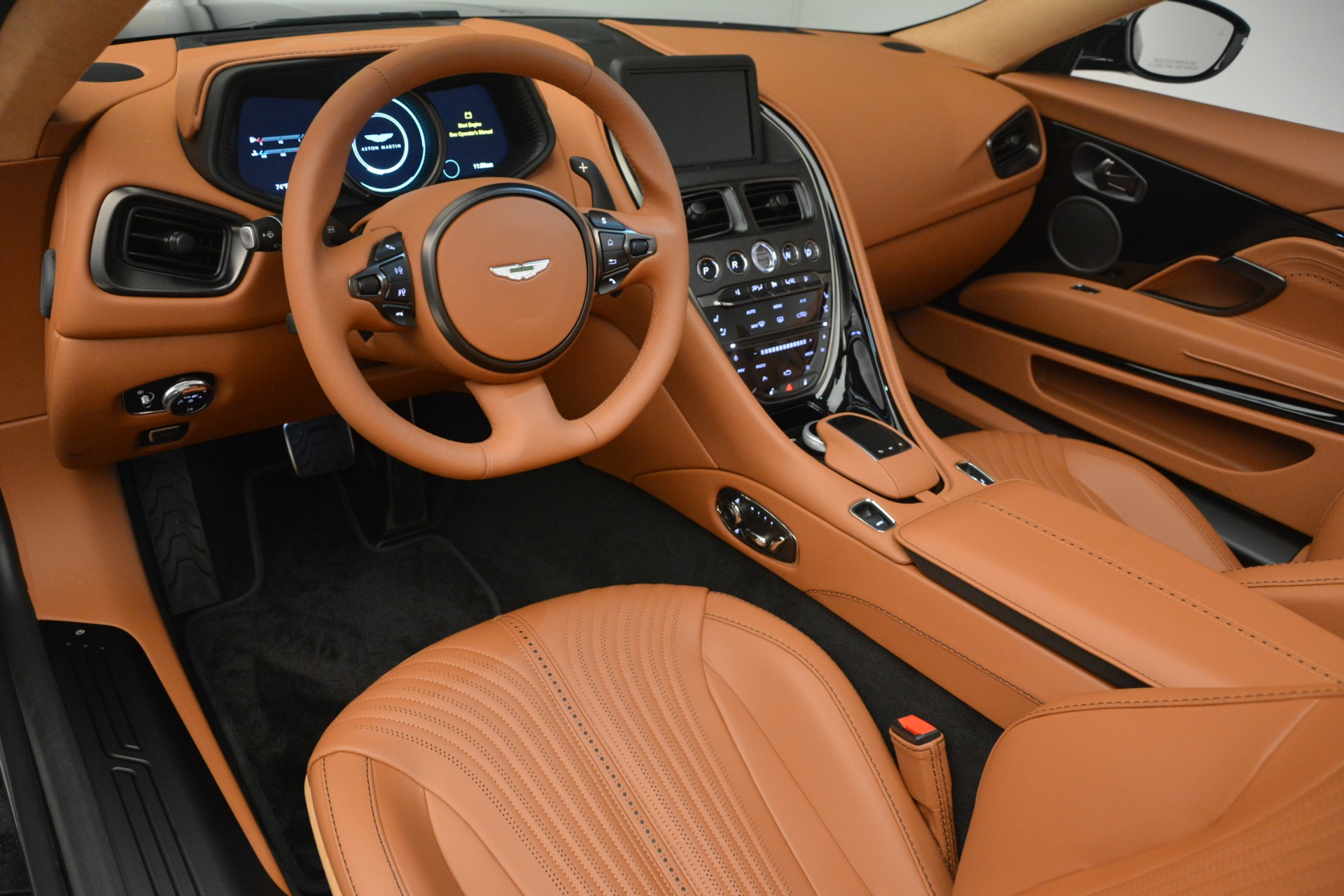 New 2019 Aston Martin DB11 V8 Convertible For Sale In Greenwich, CT 3135_p20