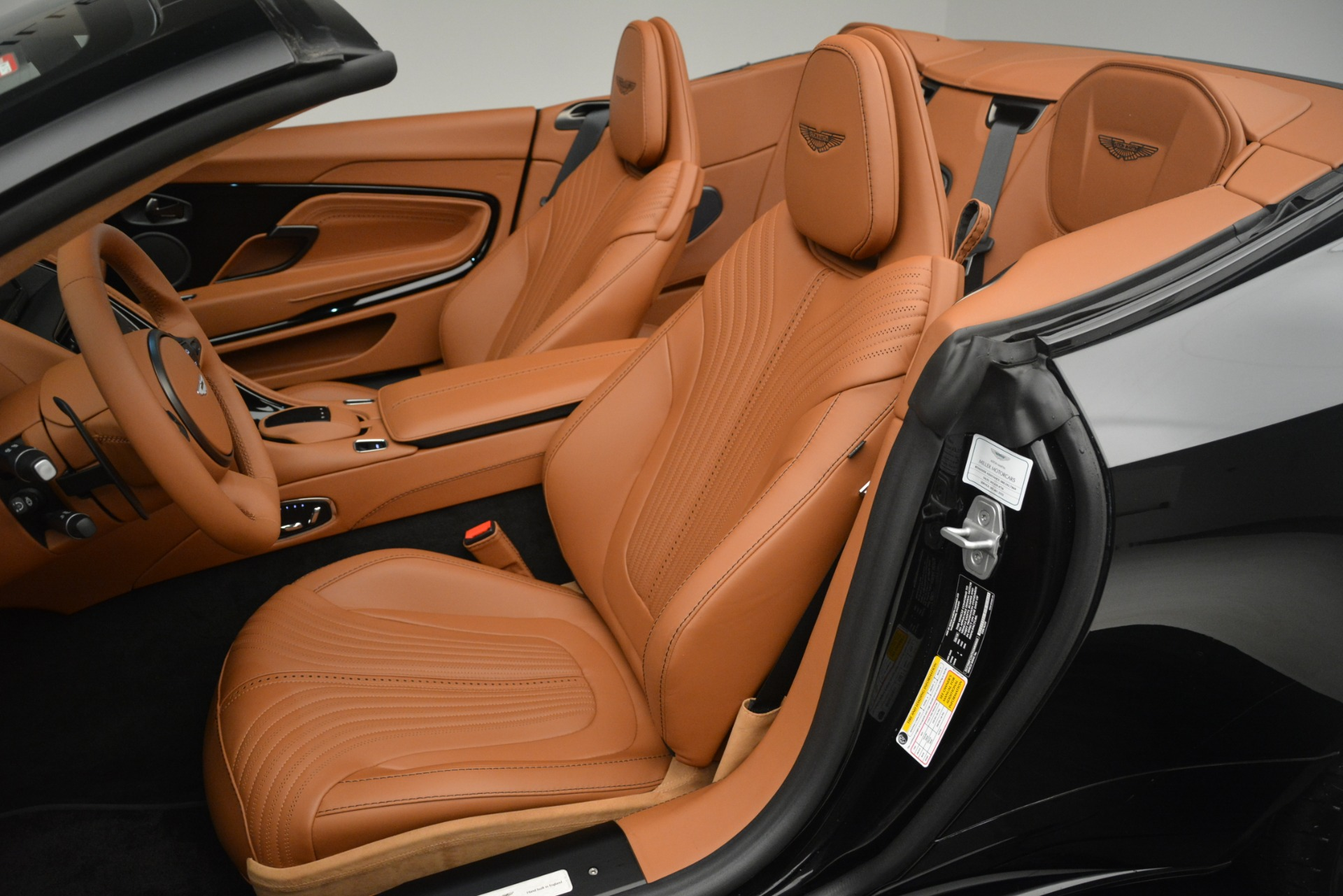 New 2019 Aston Martin DB11 V8 Convertible For Sale In Greenwich, CT 3135_p22