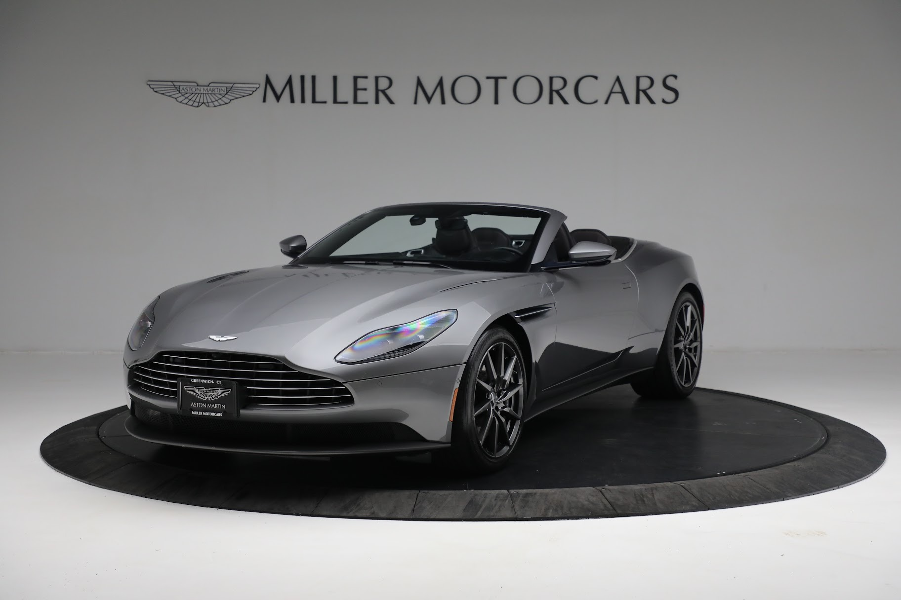 New 2019 Aston Martin DB11 V8 Convertible For Sale In Greenwich, CT 3136_main