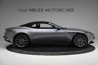 New 2019 Aston Martin DB11 V8 Convertible For Sale In Greenwich, CT 3136_p15