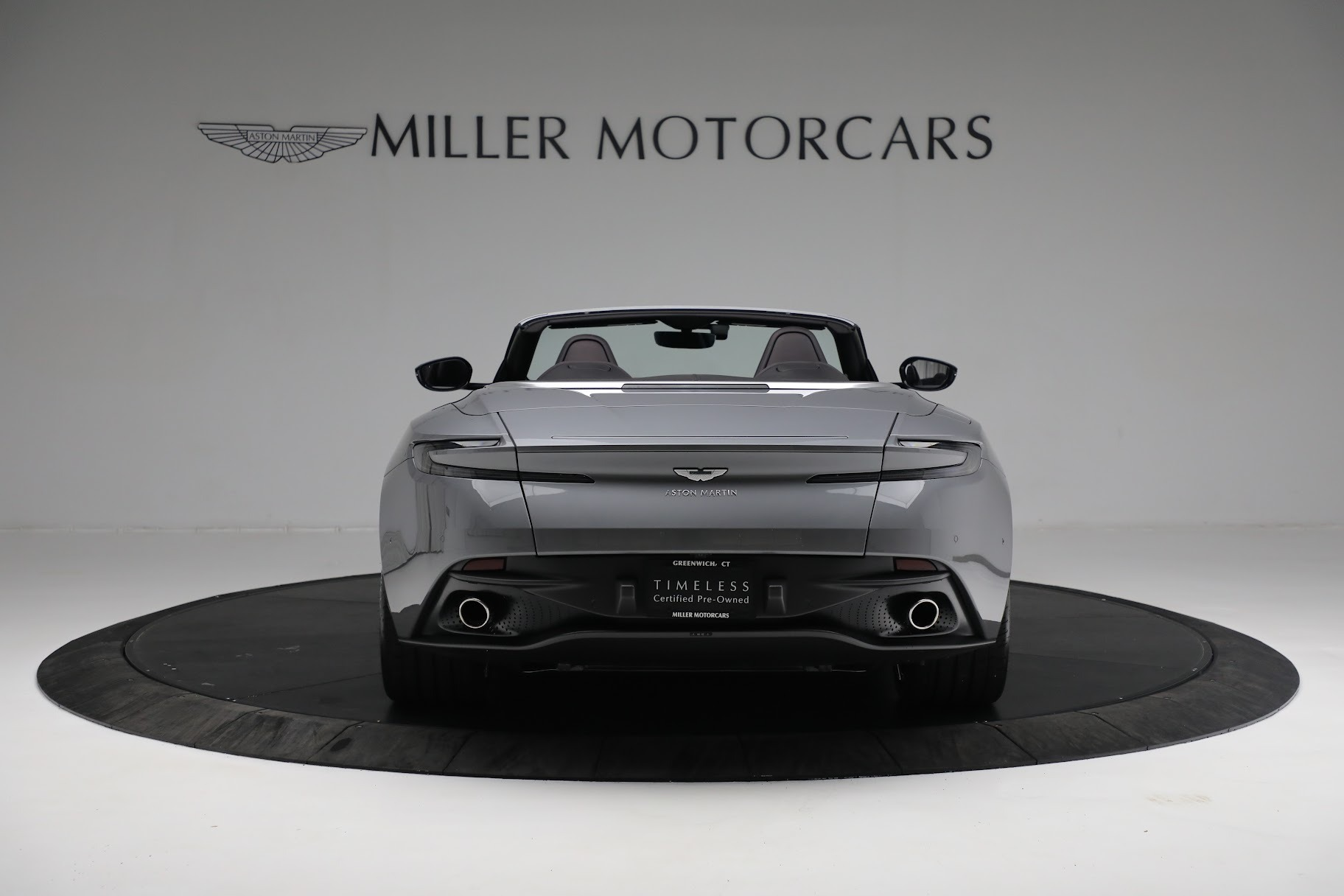 New 2019 Aston Martin DB11 V8 Convertible For Sale In Greenwich, CT 3136_p5