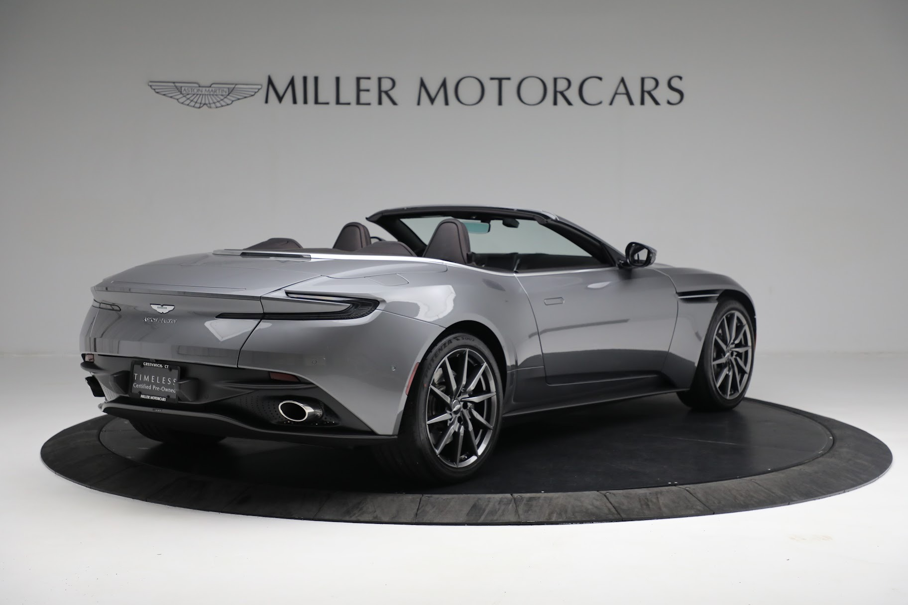 New 2019 Aston Martin DB11 V8 Convertible For Sale In Greenwich, CT 3136_p7
