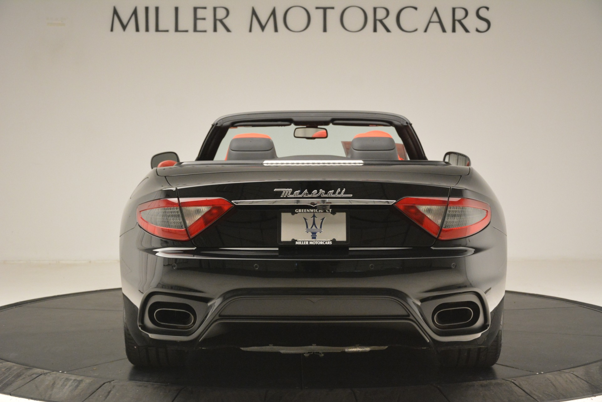 New 2018 Maserati GranTurismo Sport Convertible For Sale In Greenwich, CT 3137_p11