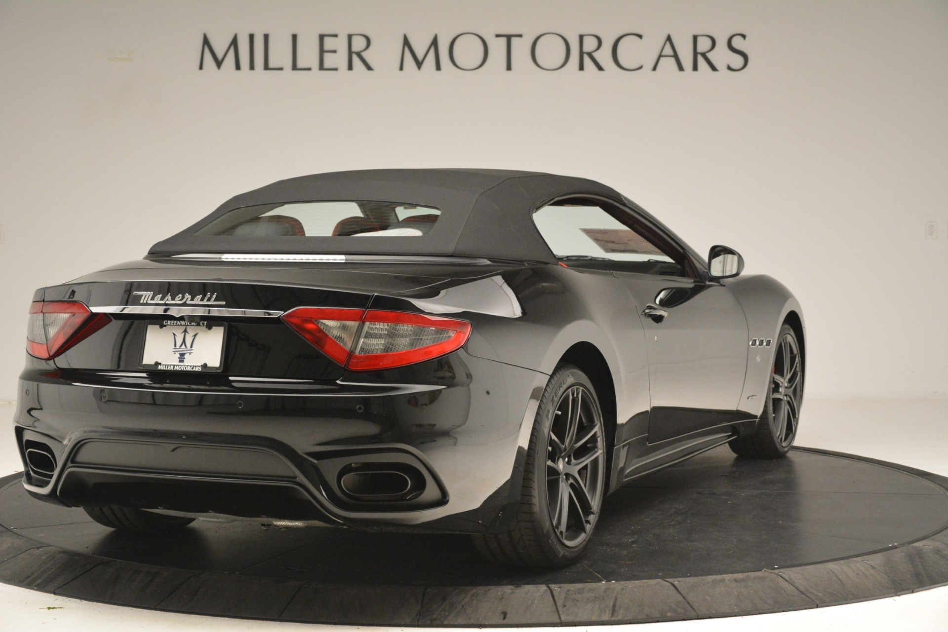 New 2018 Maserati GranTurismo Sport Convertible For Sale In Greenwich, CT 3137_p14