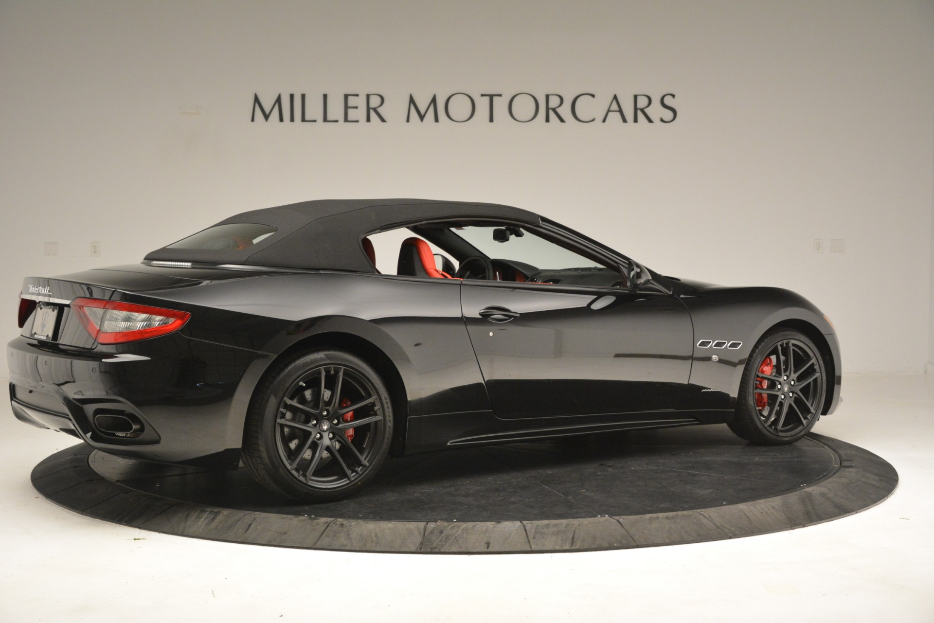 New 2018 Maserati GranTurismo Sport Convertible For Sale In Greenwich, CT 3137_p16