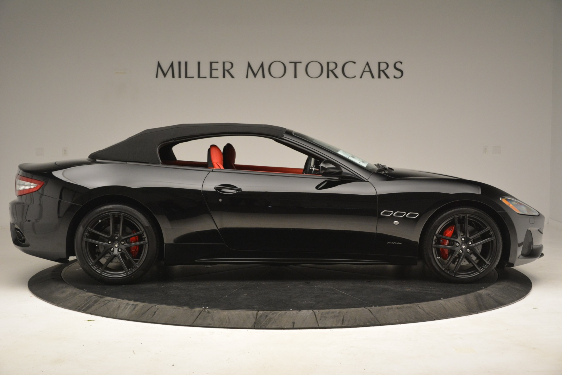 New 2018 Maserati GranTurismo Sport Convertible For Sale In Greenwich, CT 3137_p18