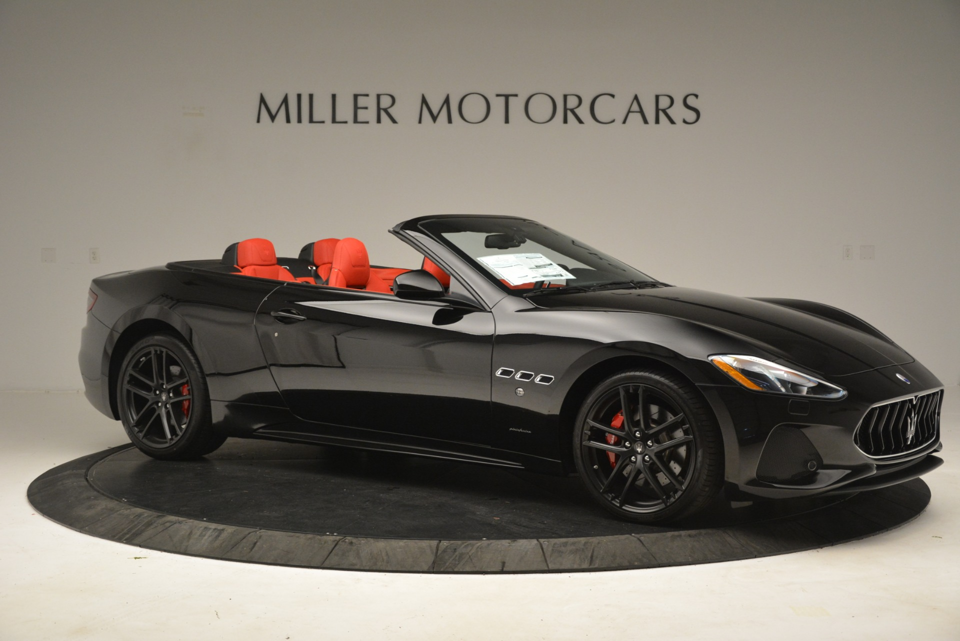 New 2018 Maserati GranTurismo Sport Convertible For Sale In Greenwich, CT 3137_p19