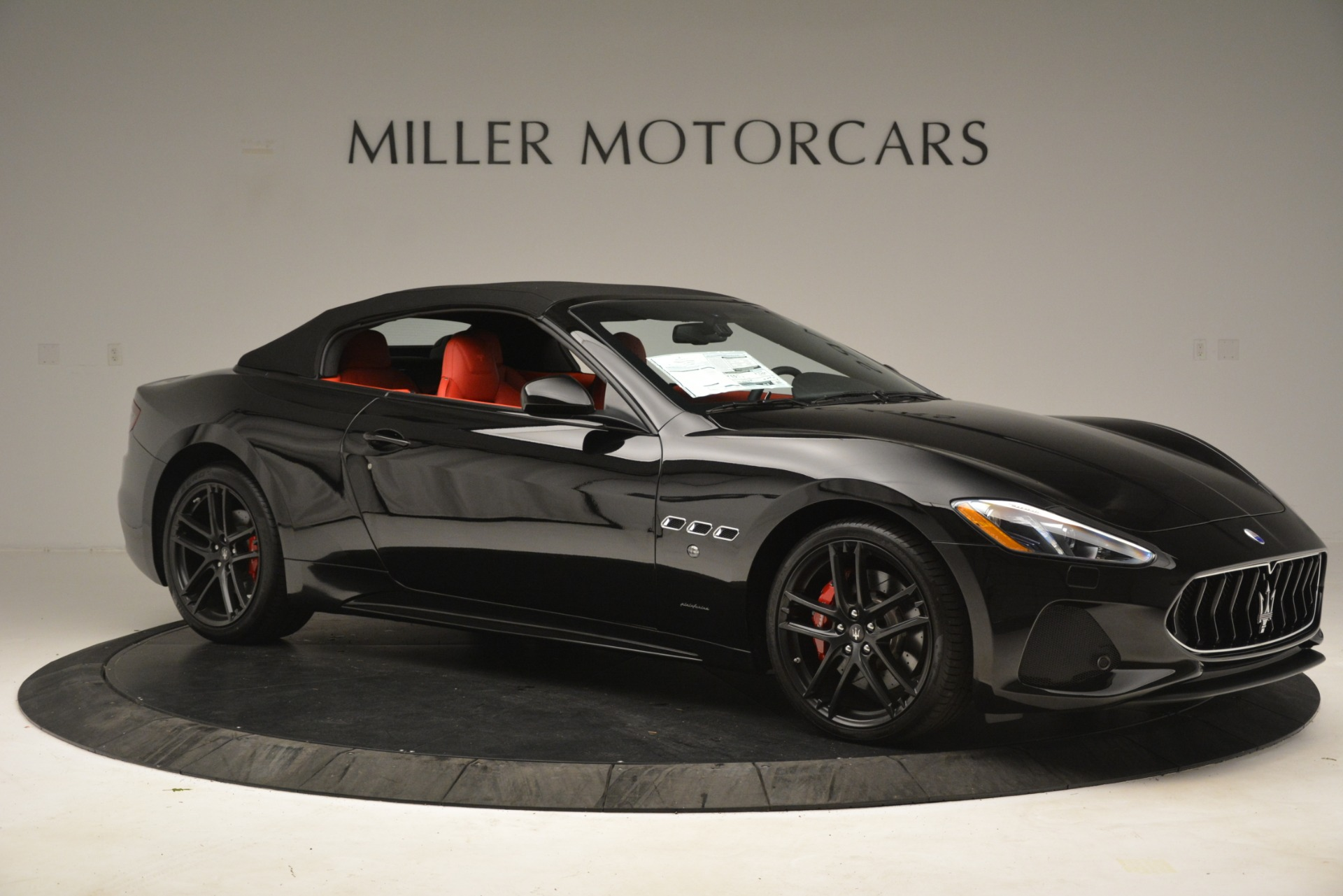 New 2018 Maserati GranTurismo Sport Convertible For Sale In Greenwich, CT 3137_p20