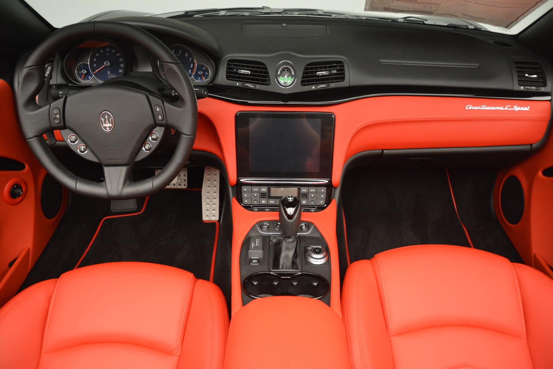 New 2018 Maserati GranTurismo Sport Convertible For Sale In Greenwich, CT 3137_p28
