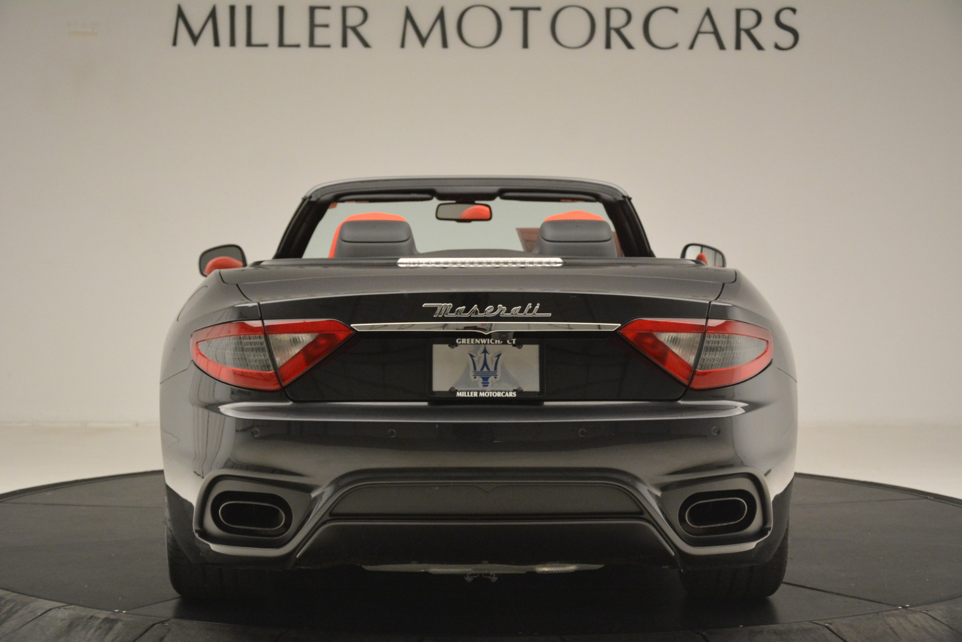 New 2018 Maserati GranTurismo Sport Convertible For Sale In Greenwich, CT 3138_p11
