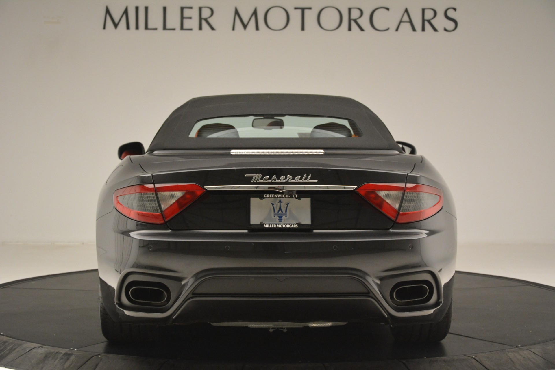New 2018 Maserati GranTurismo Sport Convertible For Sale In Greenwich, CT 3138_p12