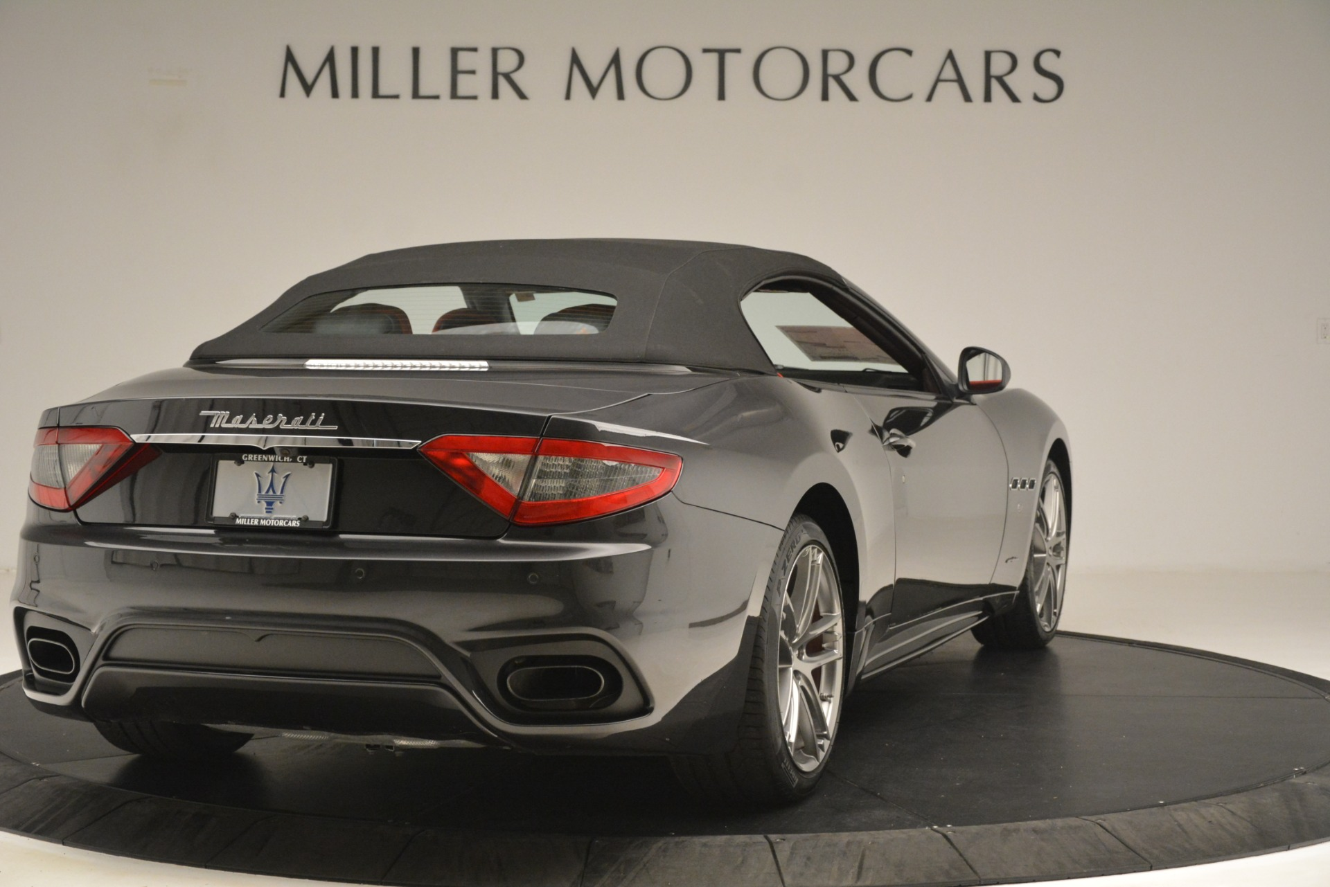 New 2018 Maserati GranTurismo Sport Convertible For Sale In Greenwich, CT 3138_p14