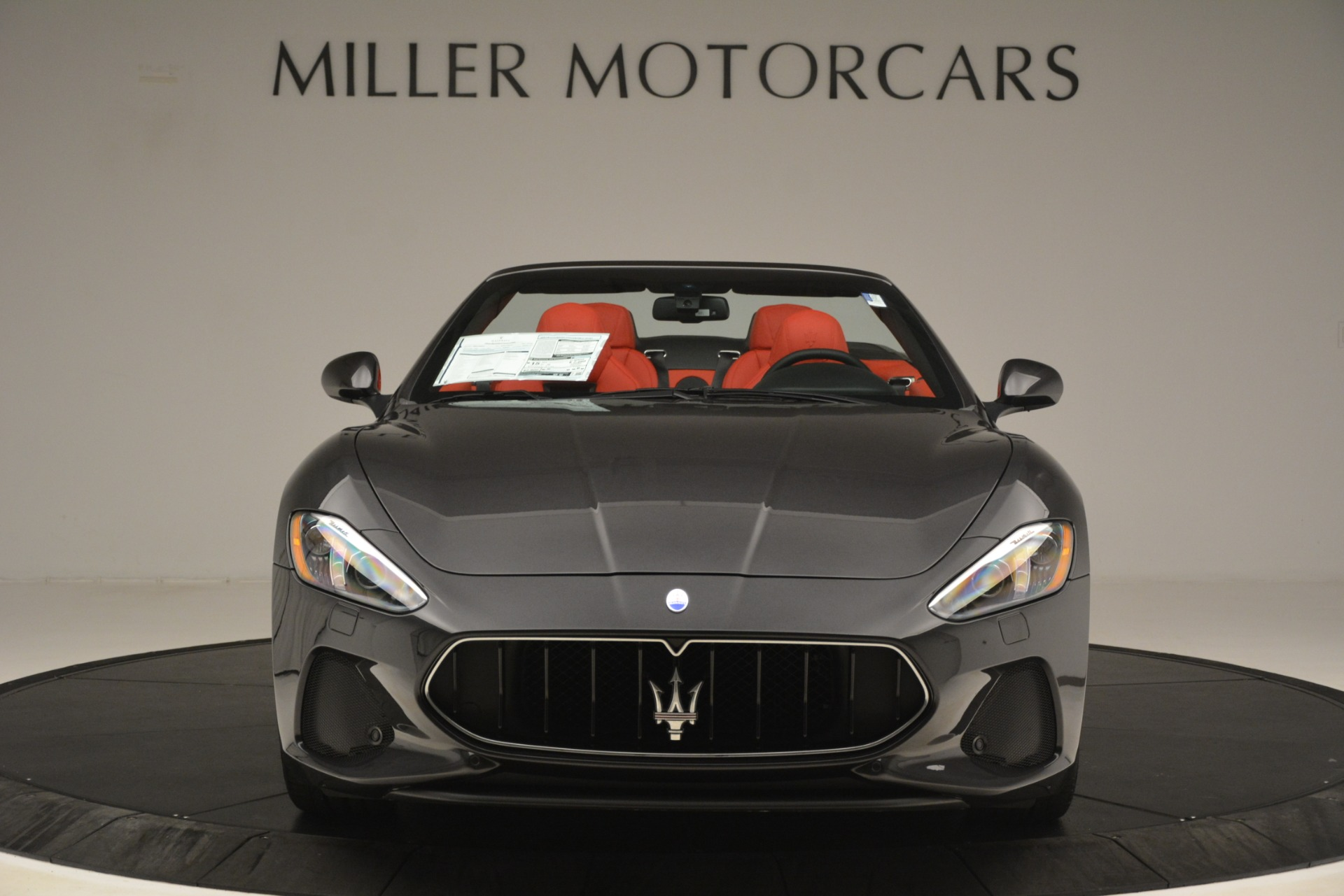 New 2018 Maserati GranTurismo Sport Convertible For Sale In Greenwich, CT 3138_p23
