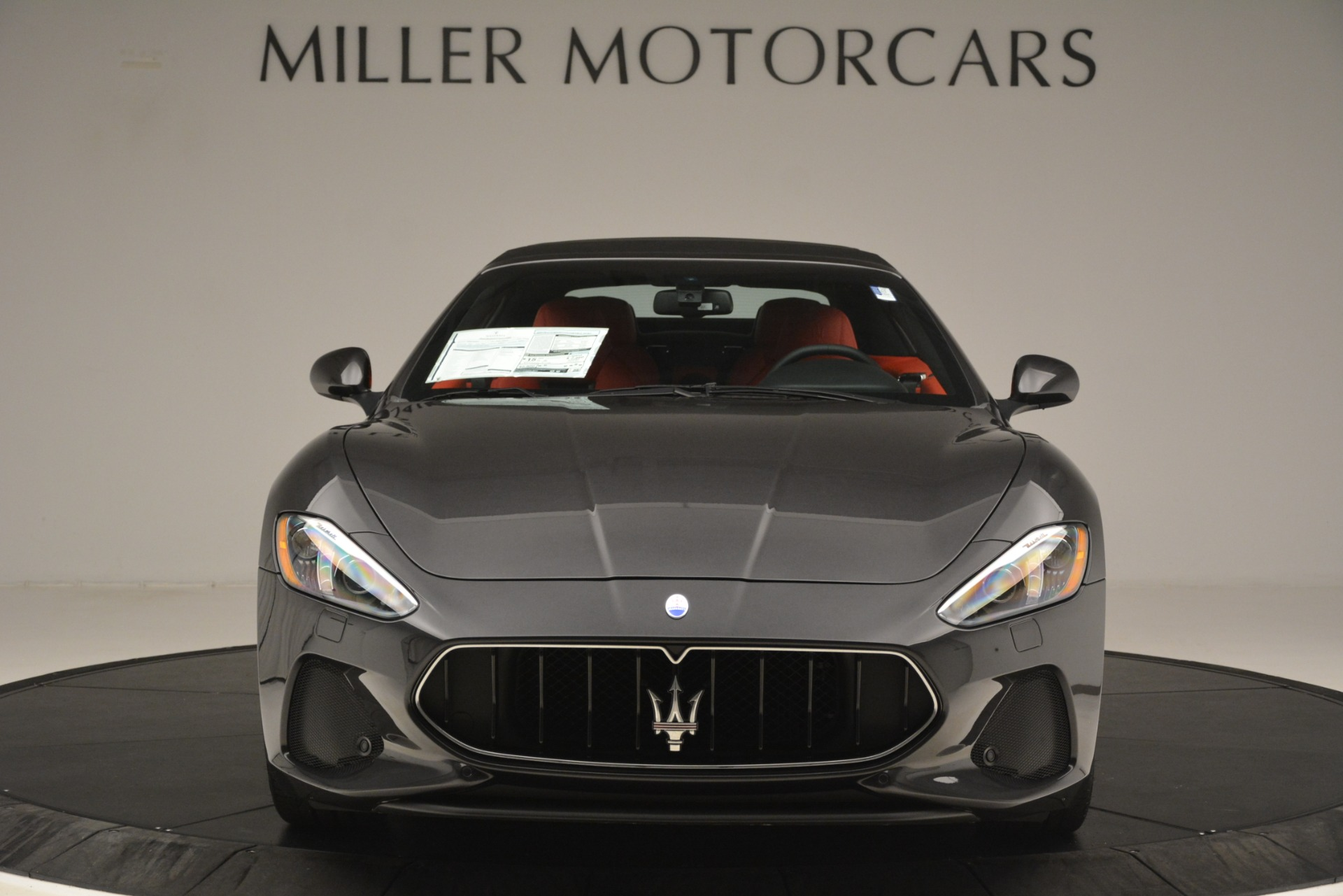 New 2018 Maserati GranTurismo Sport Convertible For Sale In Greenwich, CT 3138_p24