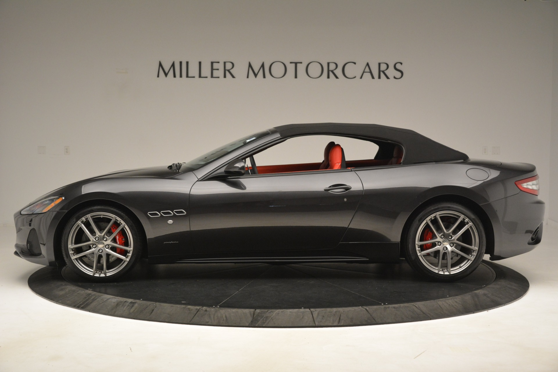 New 2018 Maserati GranTurismo Sport Convertible For Sale In Greenwich, CT 3138_p6