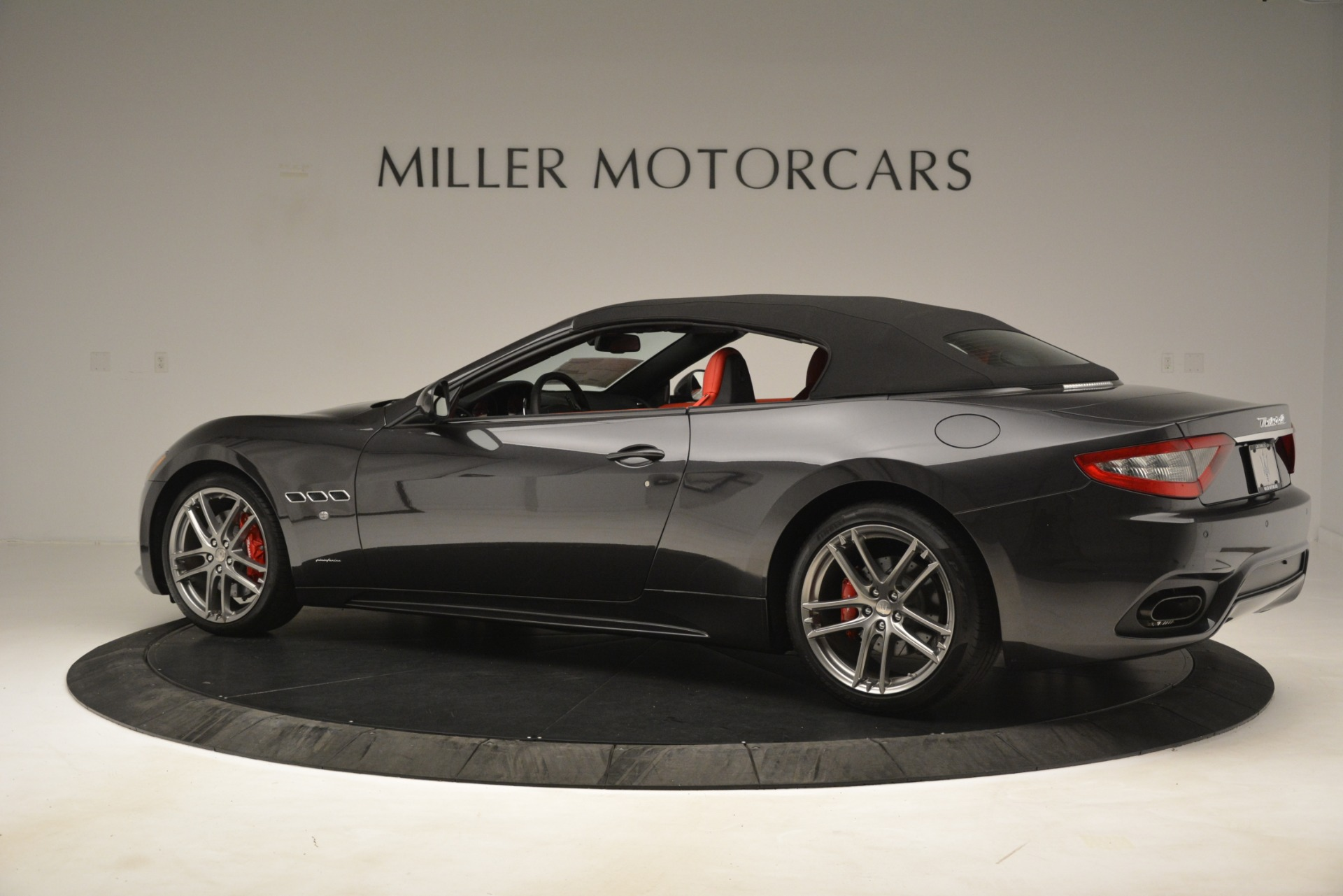 New 2018 Maserati GranTurismo Sport Convertible For Sale In Greenwich, CT 3138_p8