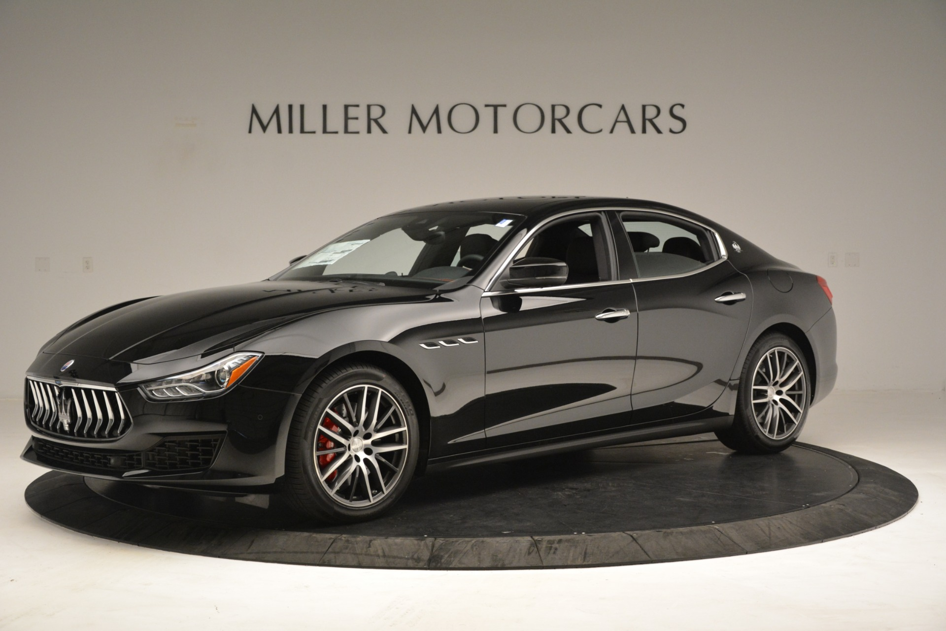 New 2019 Maserati Ghibli S Q4 For Sale In Greenwich, CT 3139_p2