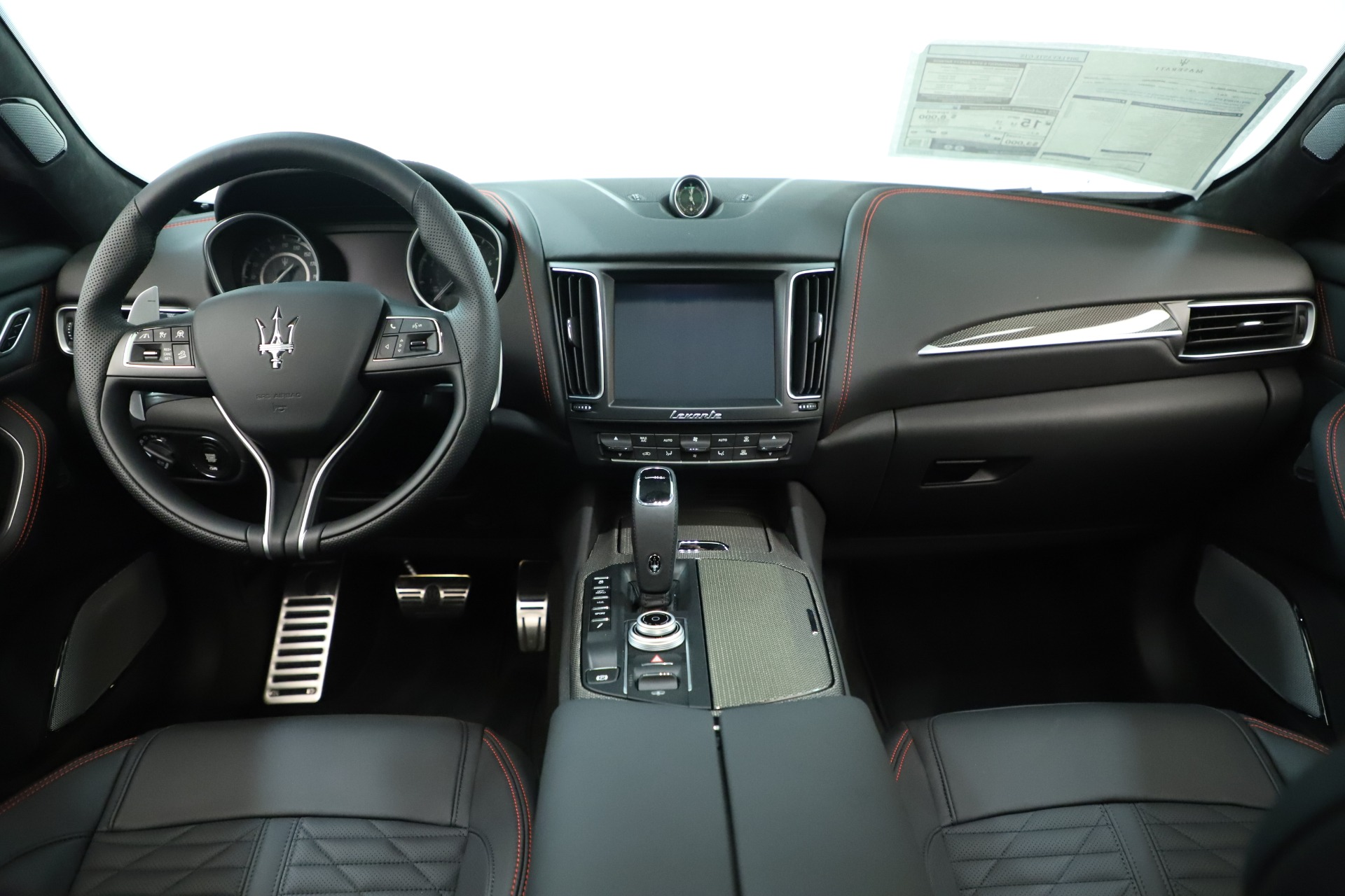 New 2019 Maserati Levante GTS For Sale In Greenwich, CT 3140_p16
