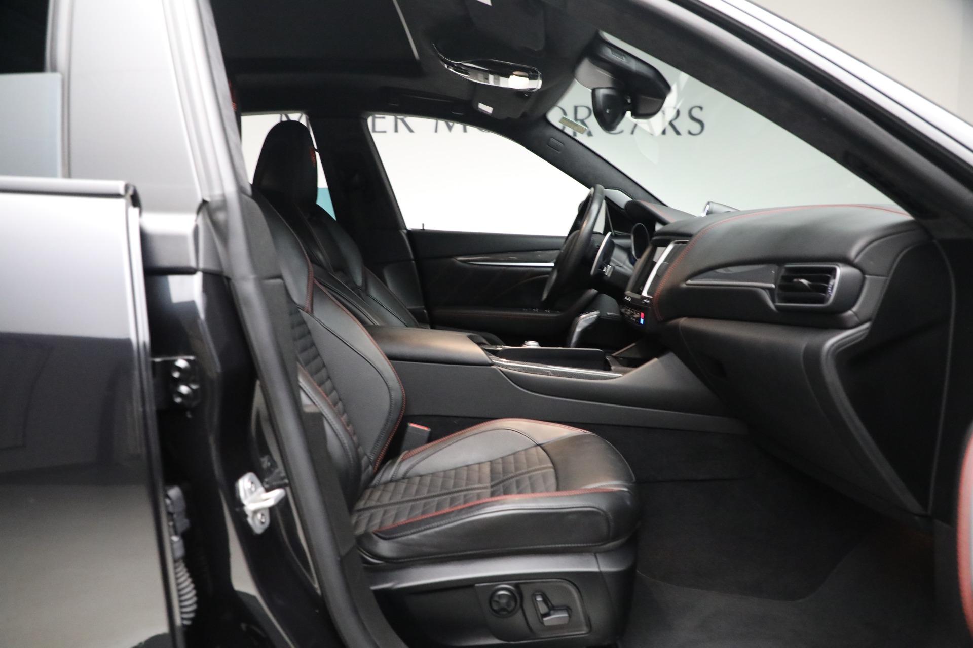 New 2019 Maserati Levante GTS For Sale In Greenwich, CT 3140_p18
