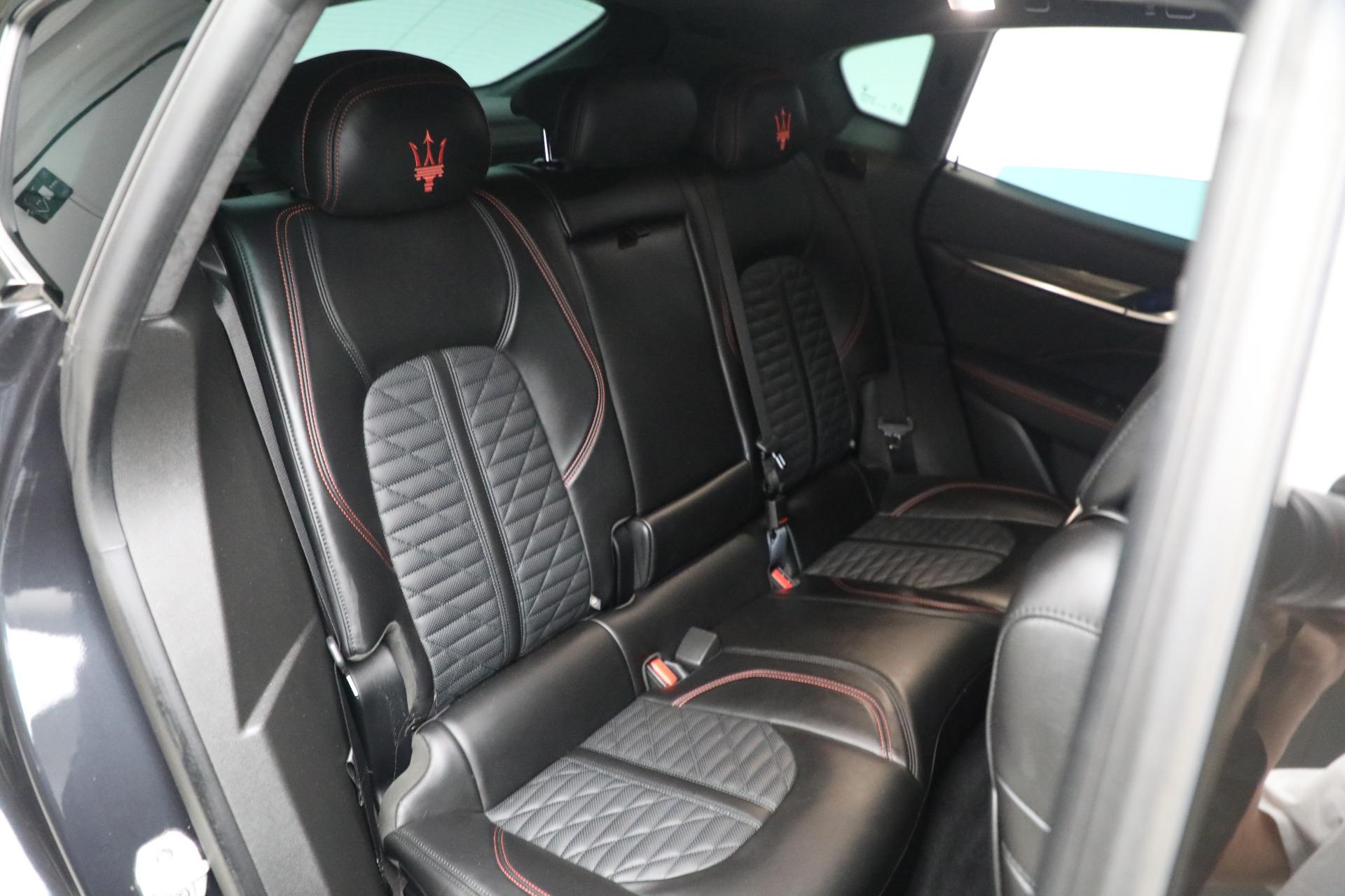 New 2019 Maserati Levante GTS For Sale In Greenwich, CT 3140_p21