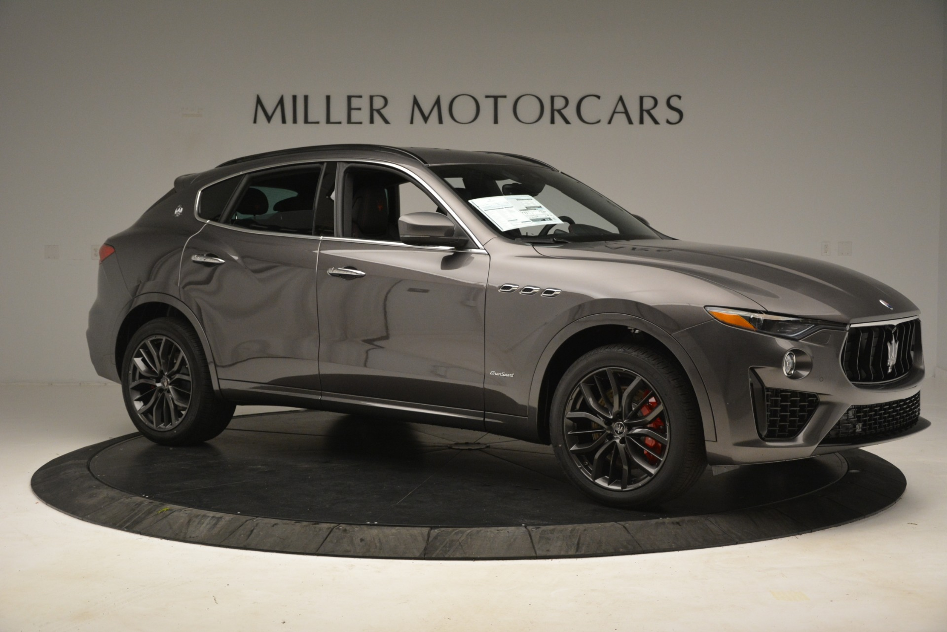New 2019 Maserati Levante S Q4 GranSport For Sale In Greenwich, CT 3141_p10