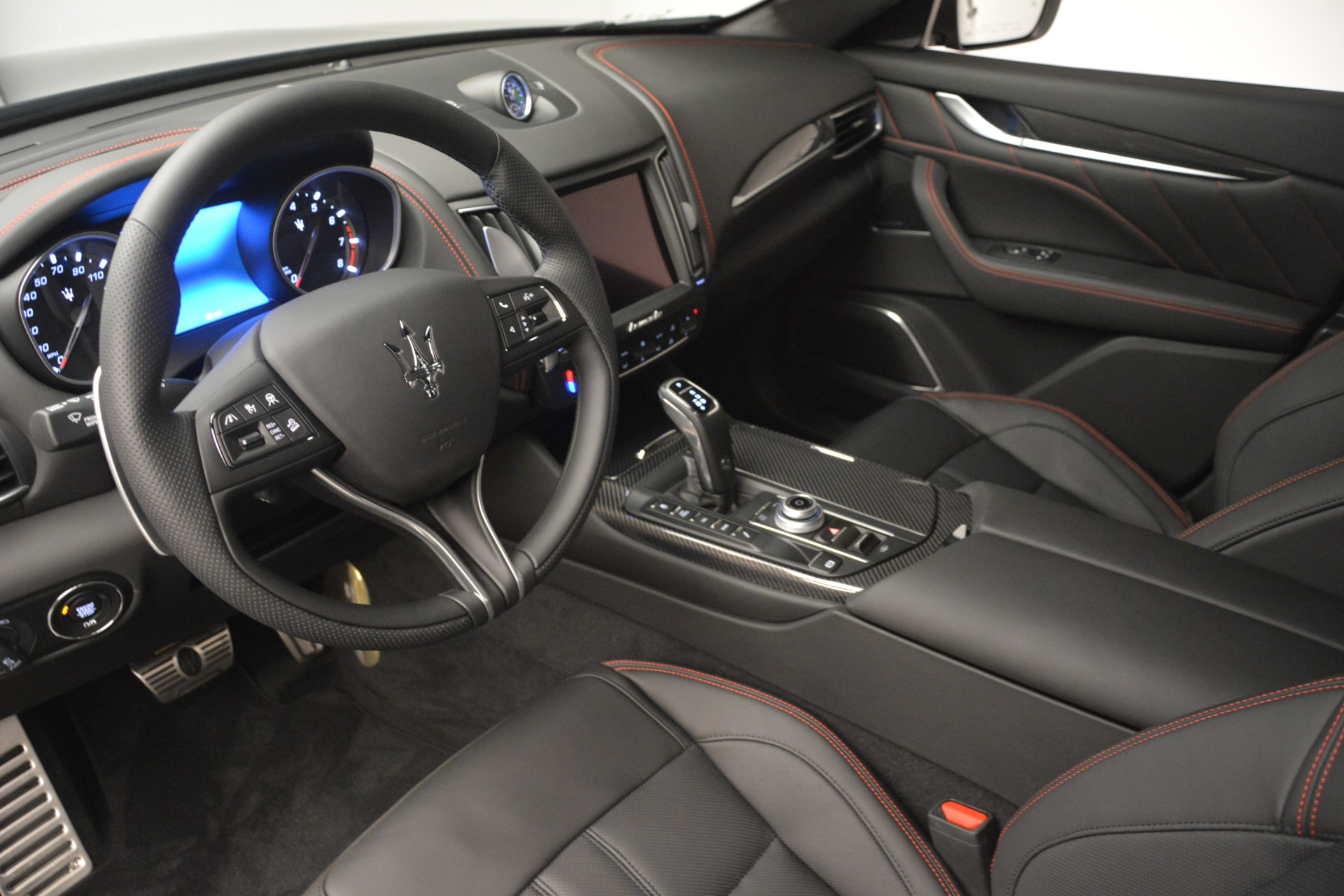 New 2019 Maserati Levante S Q4 GranSport For Sale In Greenwich, CT 3141_p13