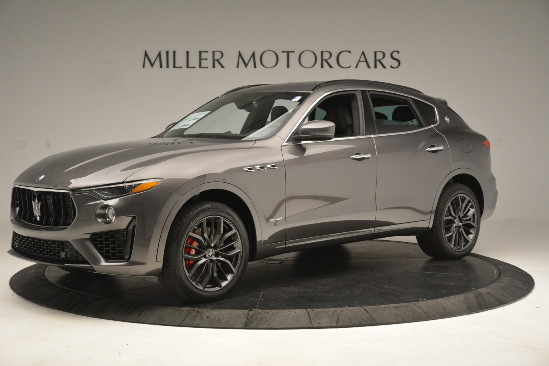 New 2019 Maserati Levante S Q4 GranSport For Sale In Greenwich, CT 3141_p2
