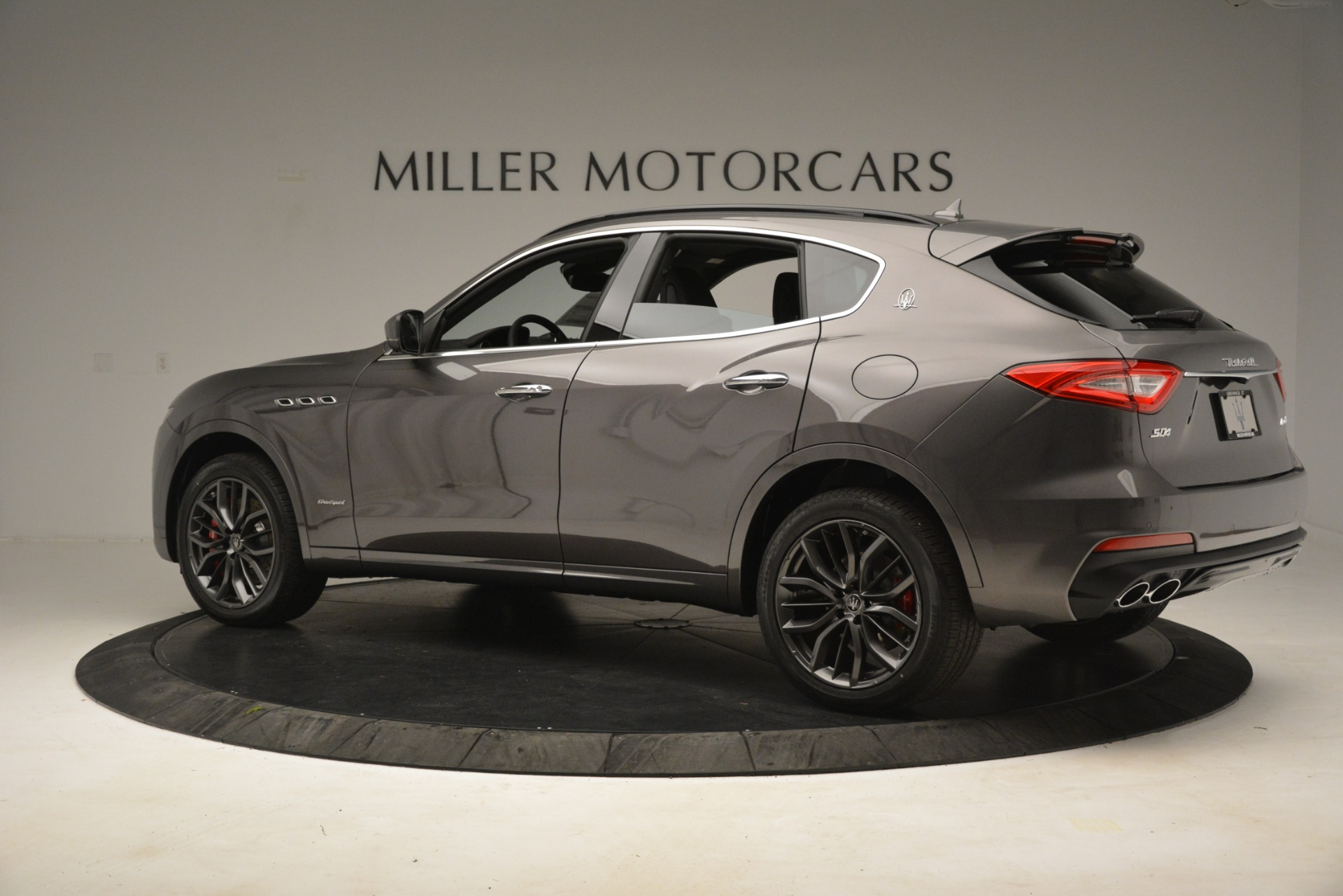 New 2019 Maserati Levante S Q4 GranSport For Sale In Greenwich, CT 3141_p4