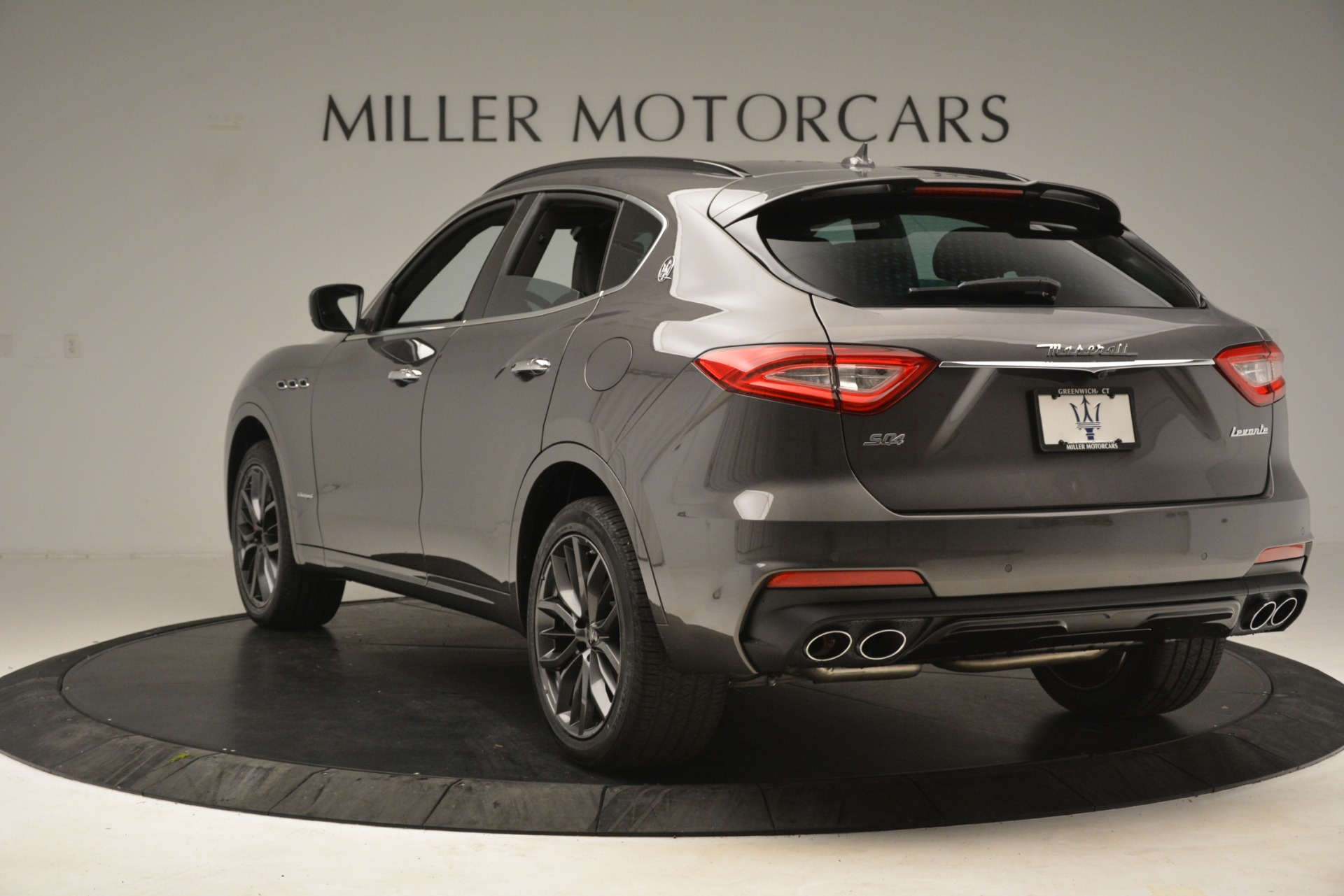 New 2019 Maserati Levante S Q4 GranSport For Sale In Greenwich, CT 3141_p5