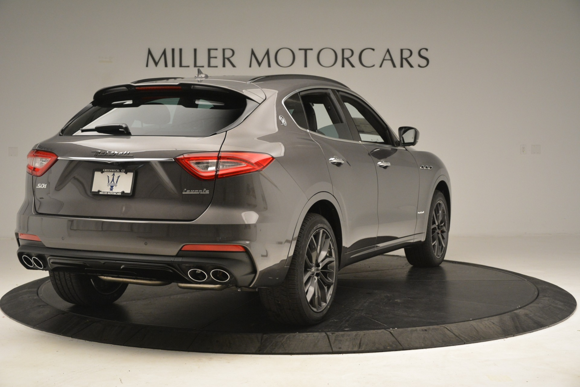 New 2019 Maserati Levante S Q4 GranSport For Sale In Greenwich, CT 3141_p7