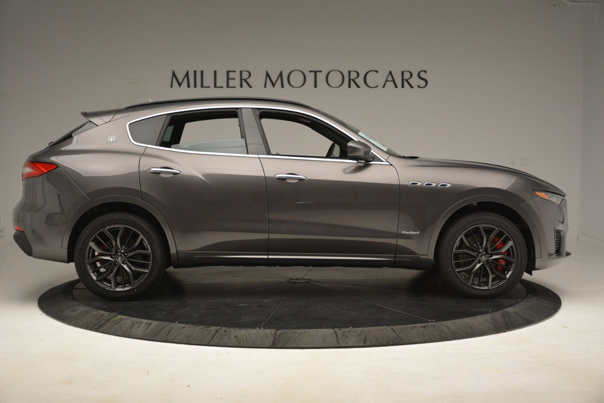 New 2019 Maserati Levante S Q4 GranSport For Sale In Greenwich, CT 3141_p9