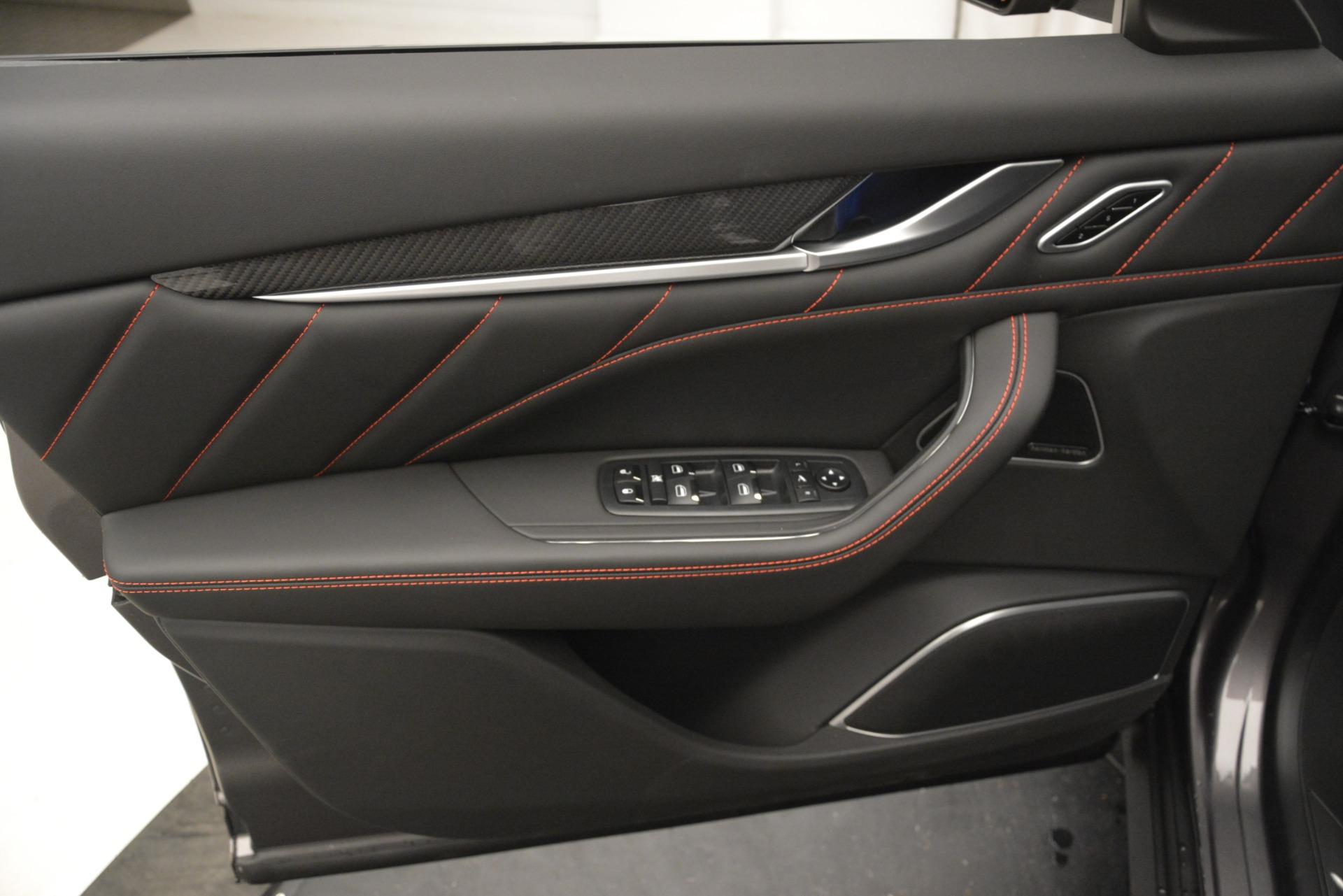 New 2019 Maserati Levante S Q4 GranSport For Sale In Greenwich, CT 3142_p17