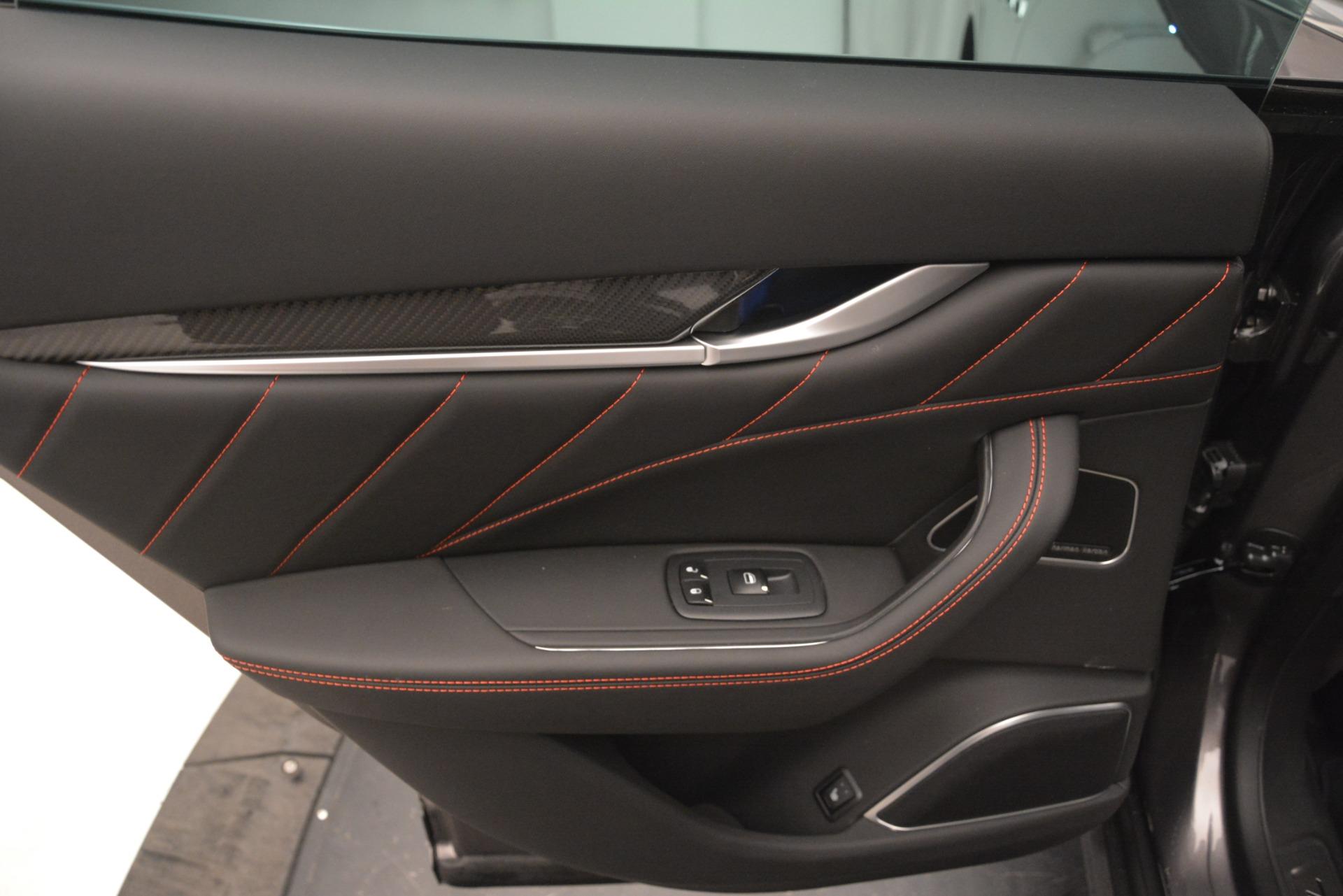 New 2019 Maserati Levante S Q4 GranSport For Sale In Greenwich, CT 3142_p21