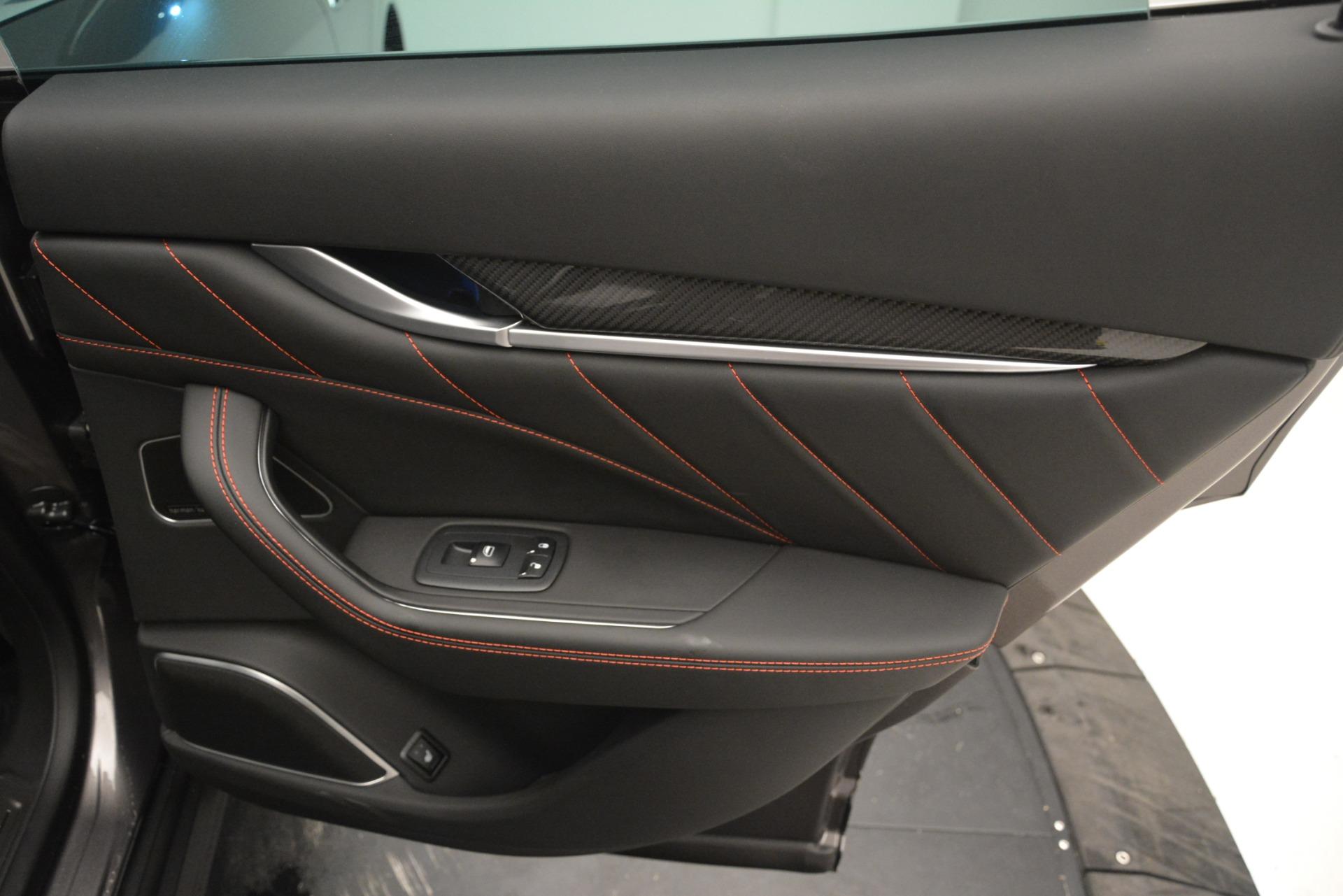 New 2019 Maserati Levante S Q4 GranSport For Sale In Greenwich, CT 3142_p29