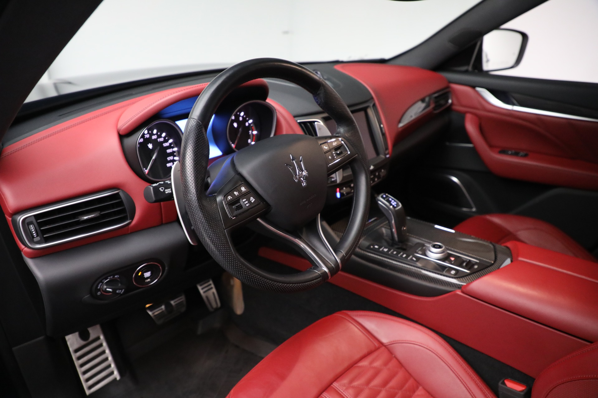 New 2019 Maserati Levante S Q4 GranSport For Sale In Greenwich, CT 3143_p13